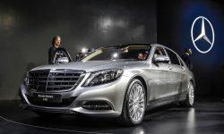 Mercedes-Maybach S-Class Desktop wallpaper