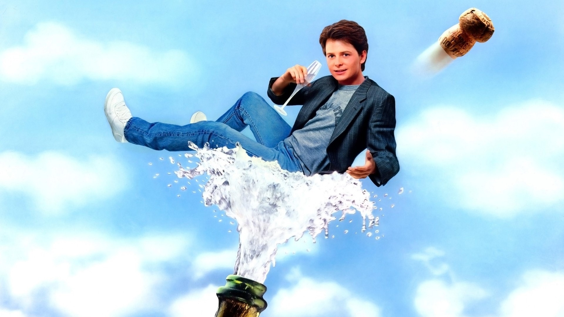 Michael J. Fox Desktop wallpaper