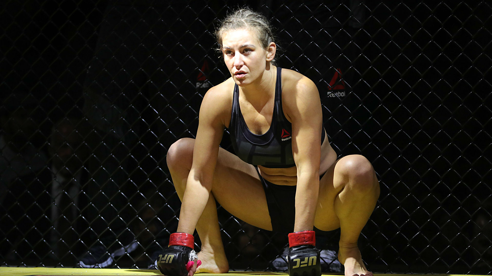 Miesha Tate Desktop wallpaper