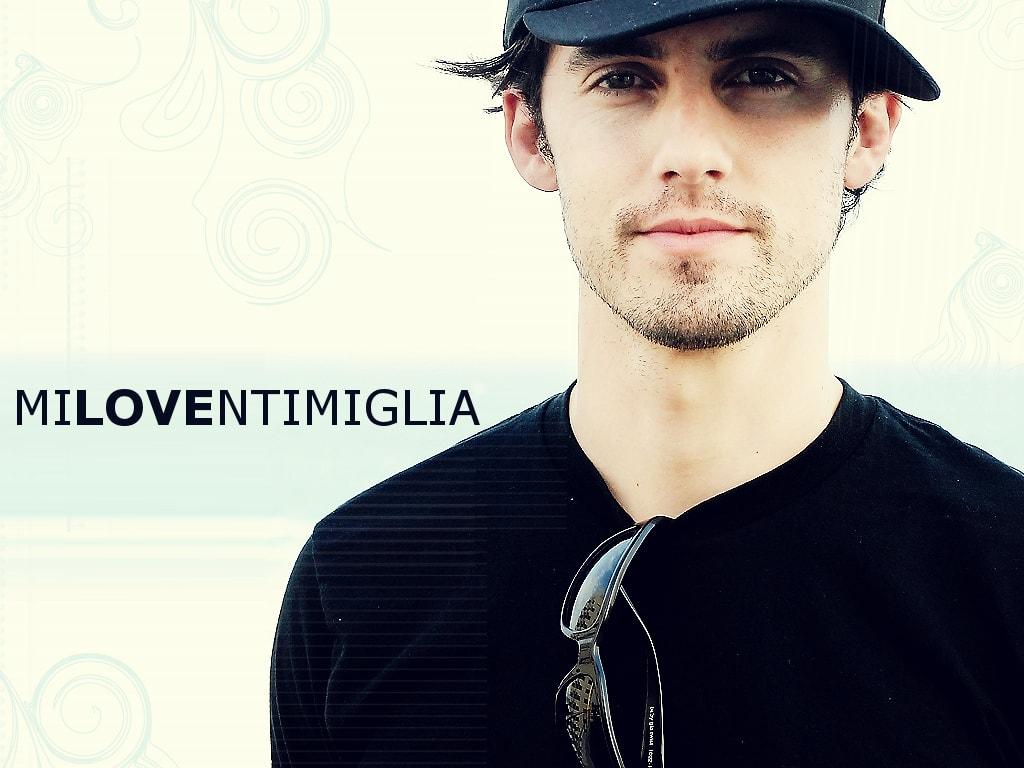 Milo Ventimiglia Desktop wallpaper