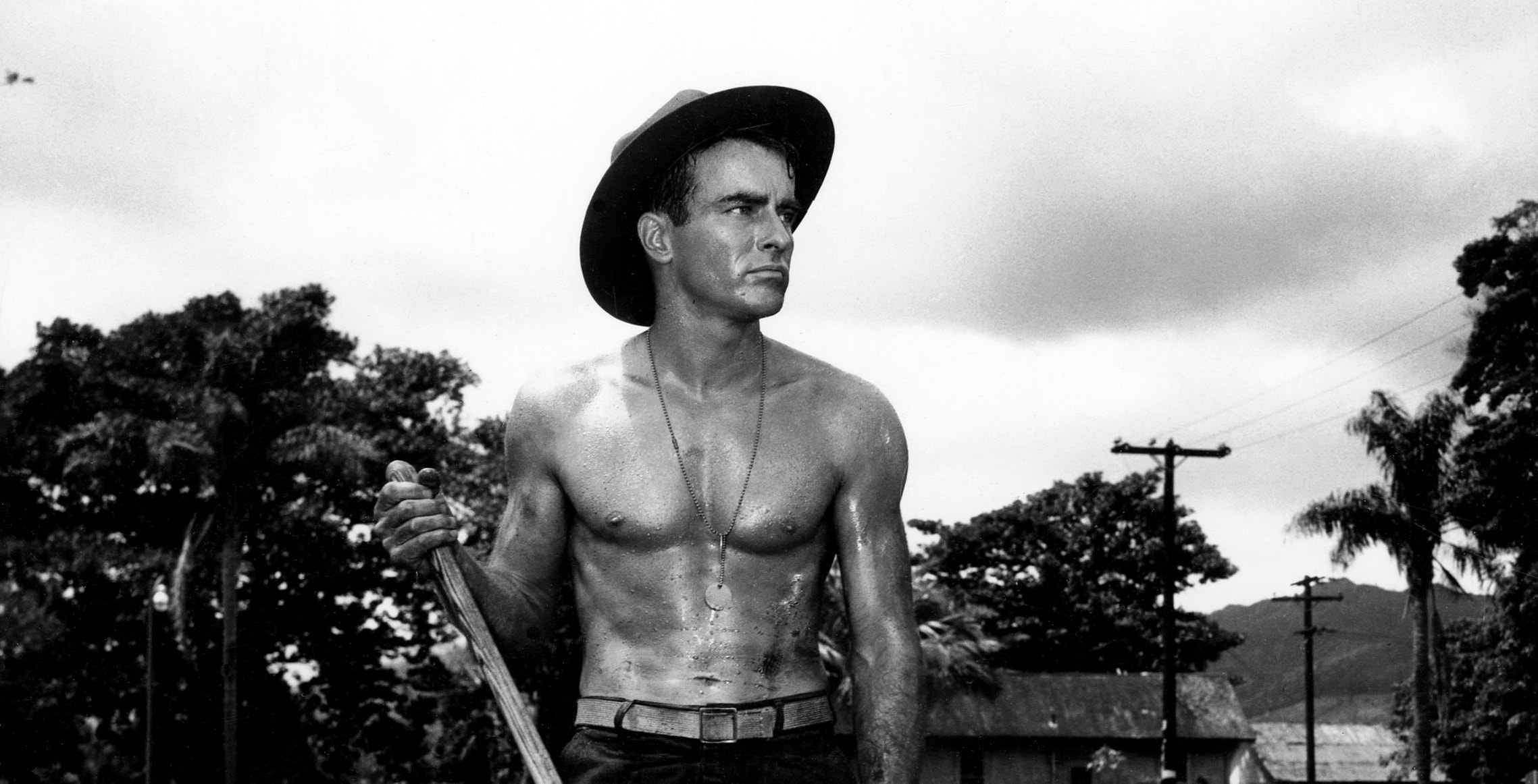 Montgomery Clift Desktop wallpaper