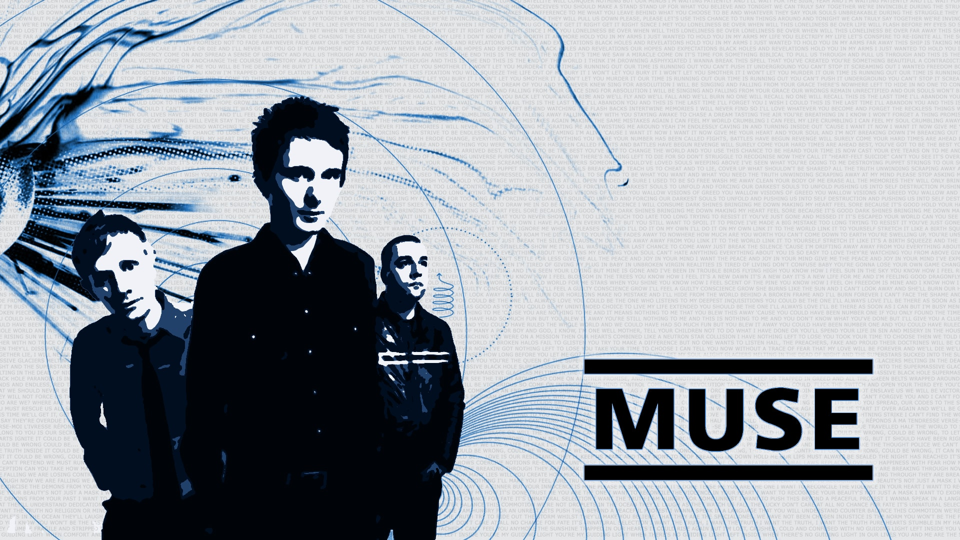 Muse Desktop wallpaper