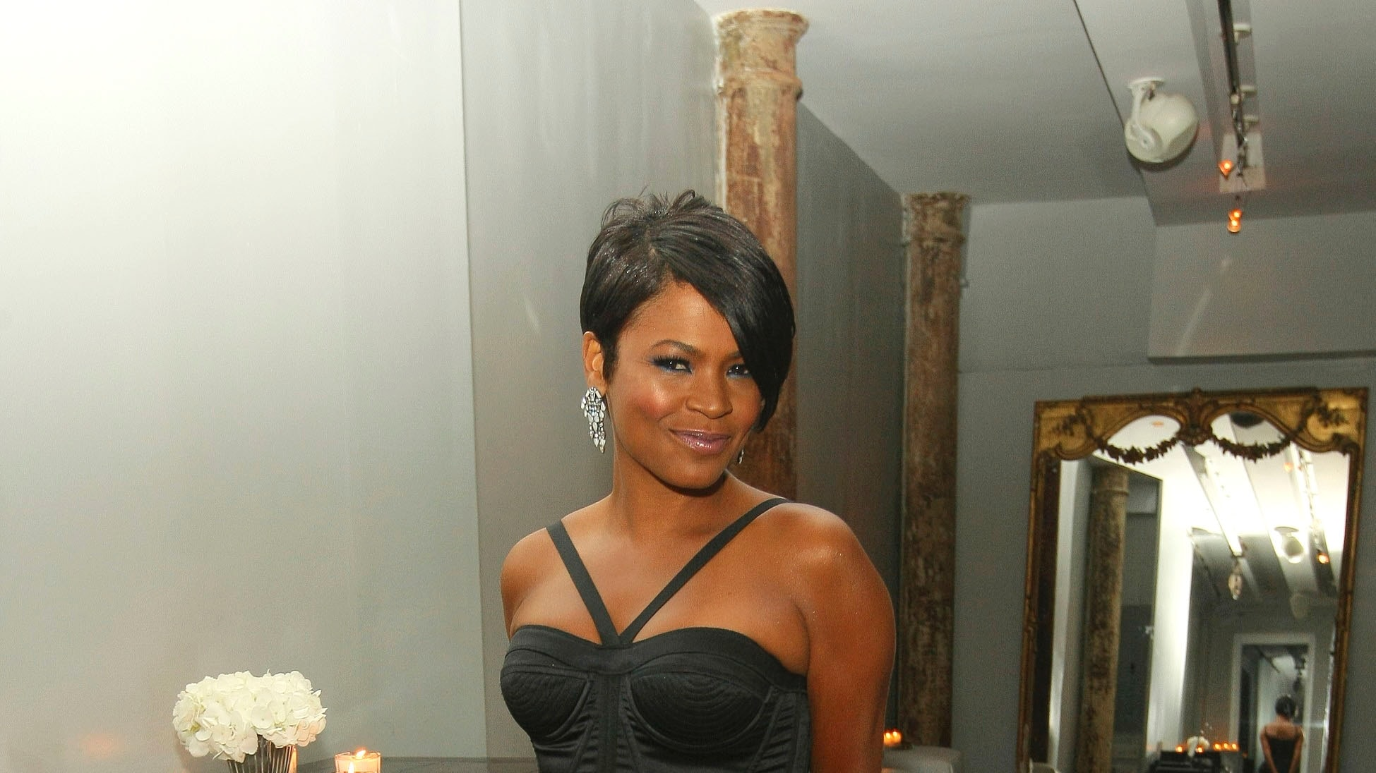 Nia Long Desktop wallpaper