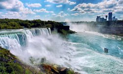Niagara Falls Desktop wallpaper