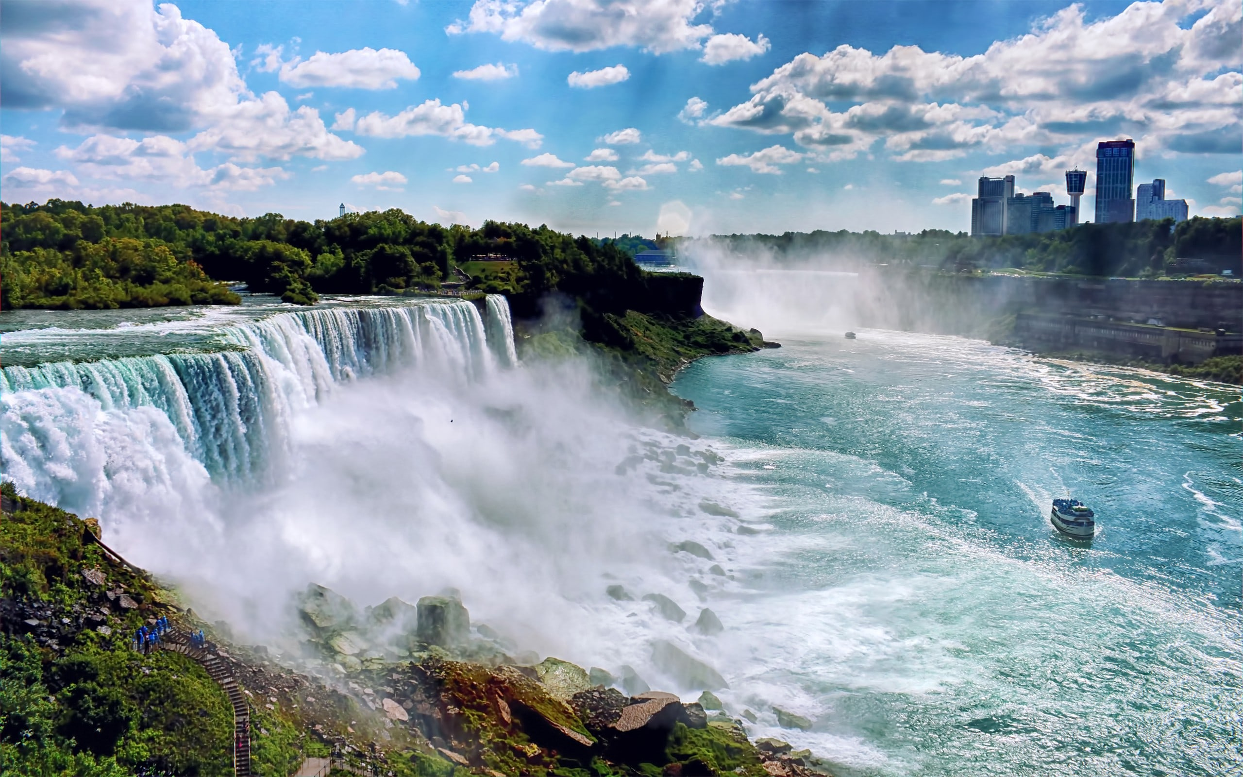 Niagara Falls Desktop wallpaper