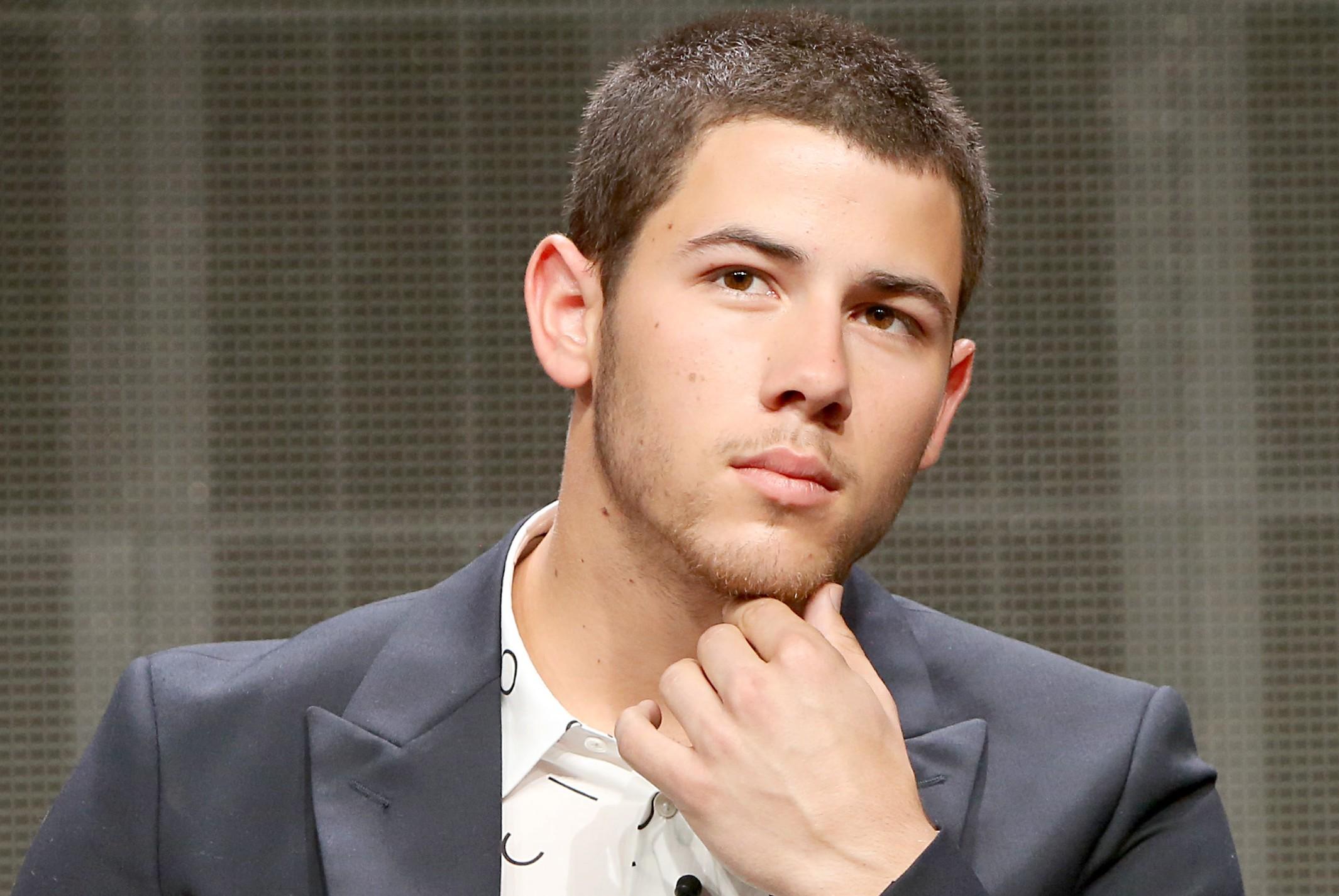Nick Jonas Desktop wallpaper
