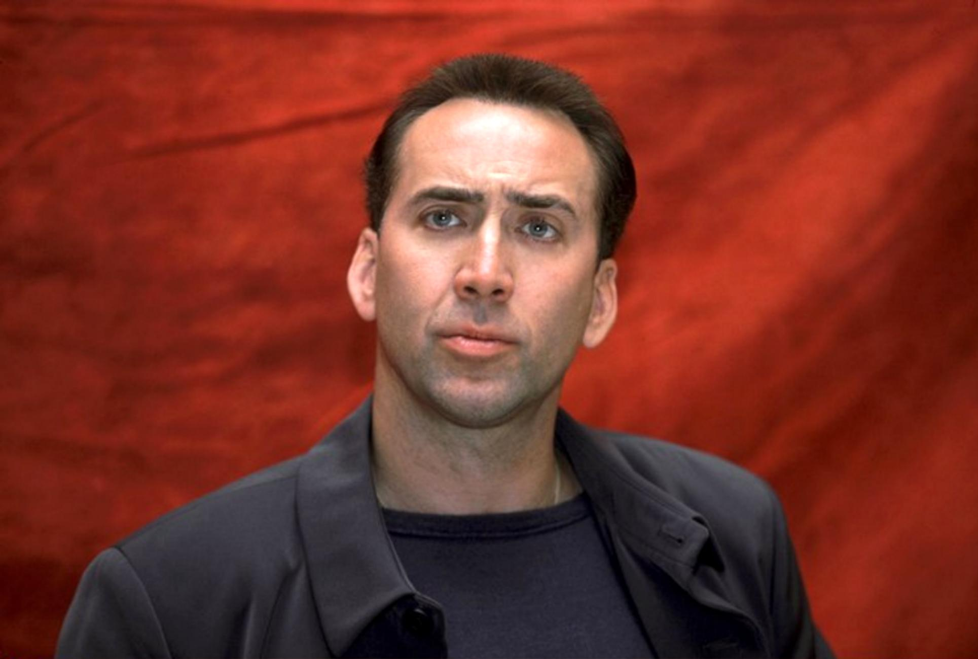 Nicolas Cage Widescreen for desktop