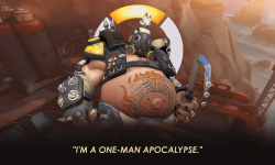 Overwatch : Roadhog Desktop wallpaper