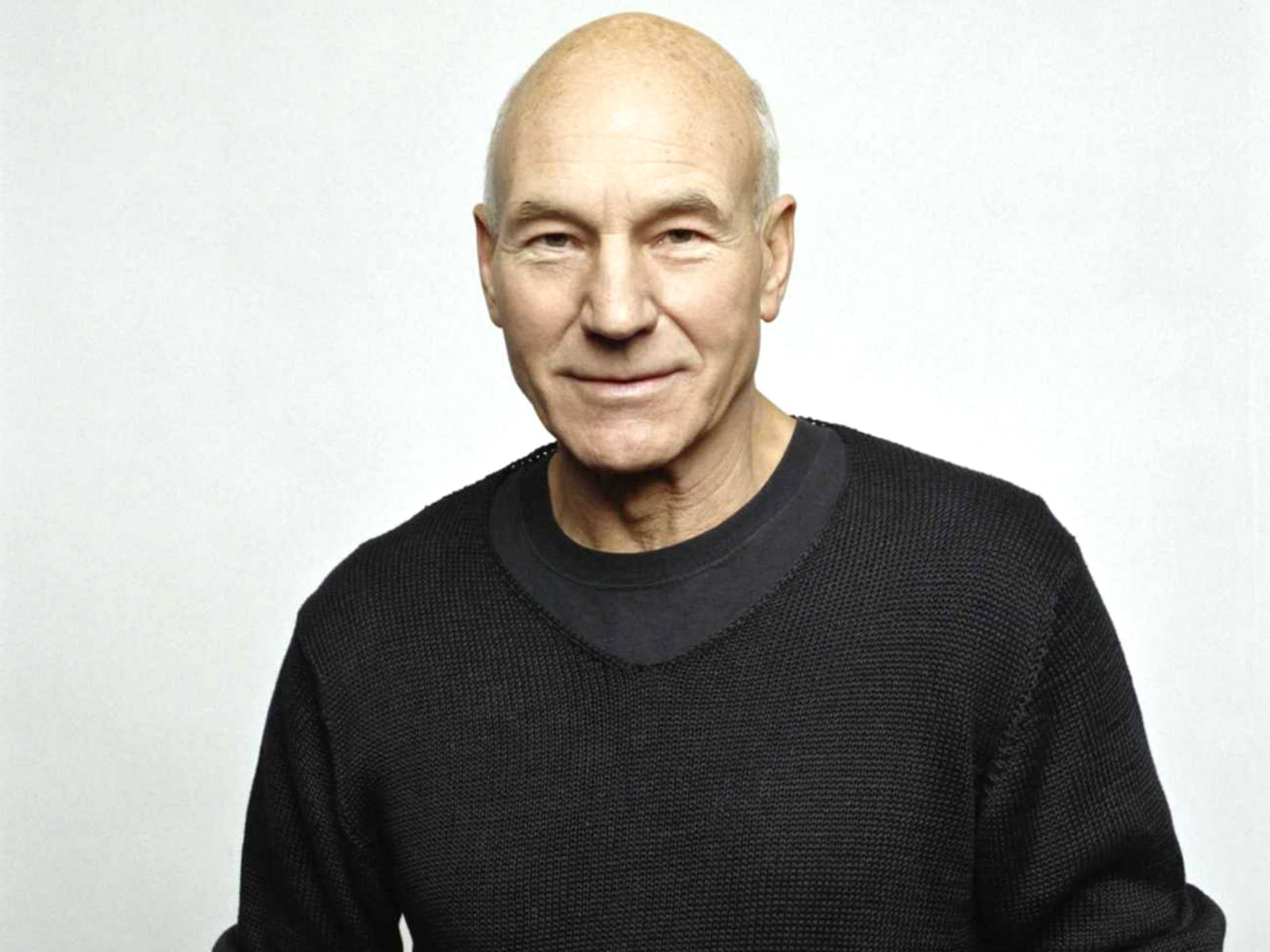 Patrick Stewart Desktop wallpaper