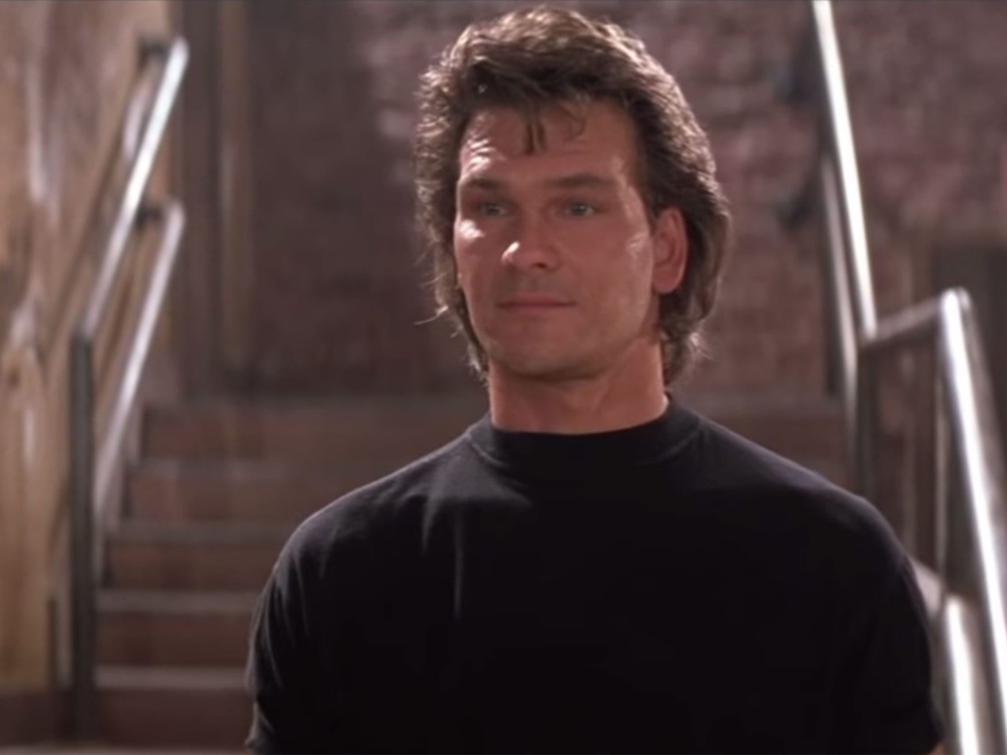 Patrick Swayze Desktop wallpaper