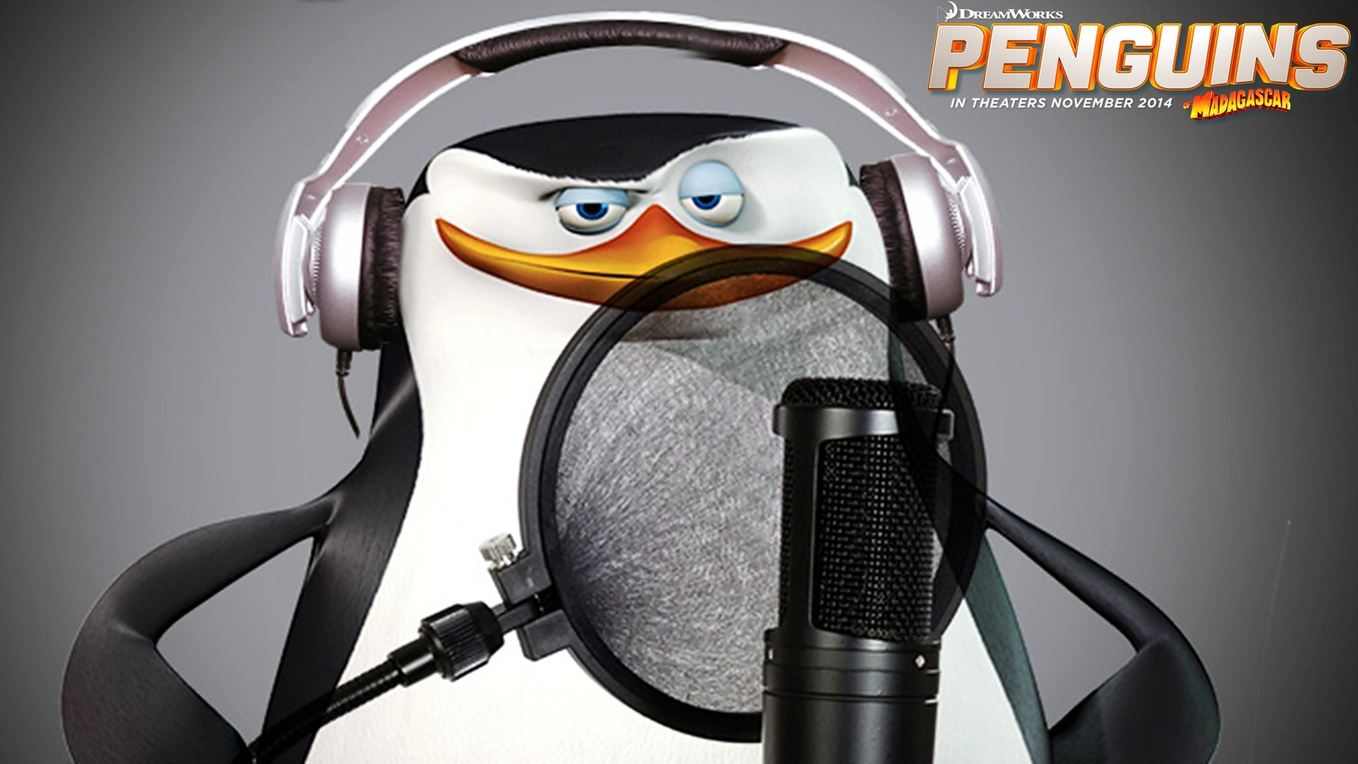 Penguins Of Madagascar High