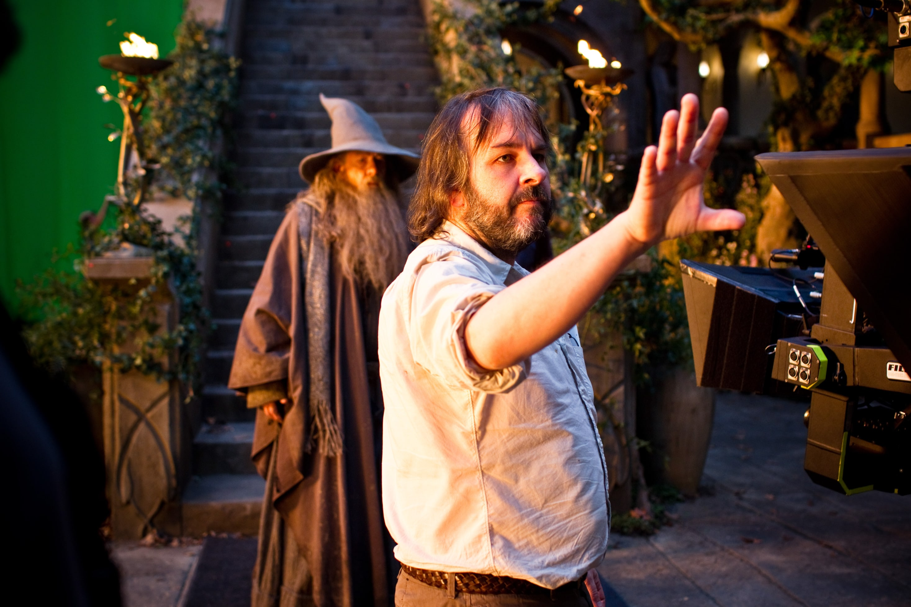 Peter Jackson Desktop wallpaper