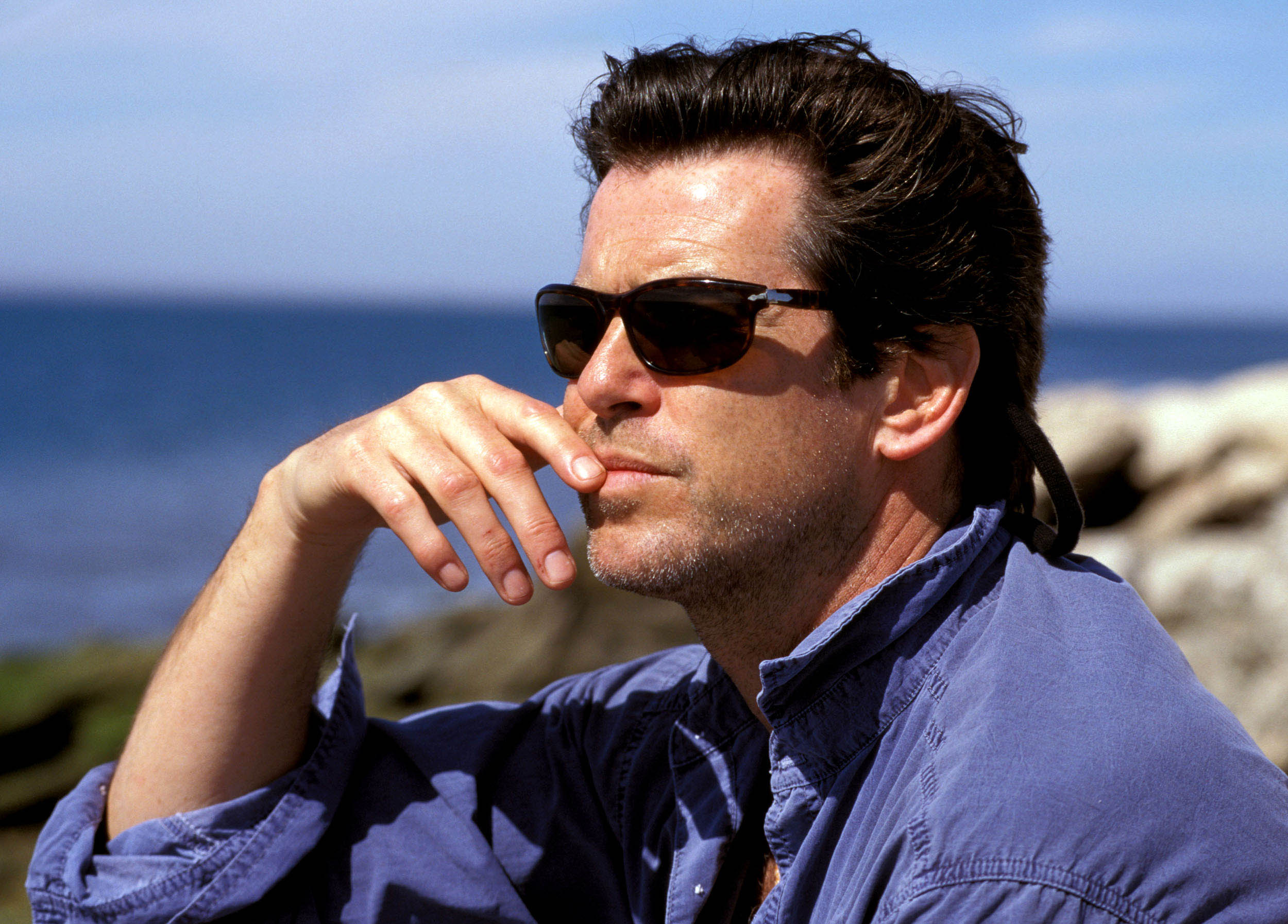 Pierce Brosnan Desktop wallpaper