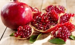 Pomegranate desktop wallpaper