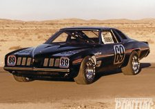 Pontiac Grand Am 1973 Desktop wallpaper
