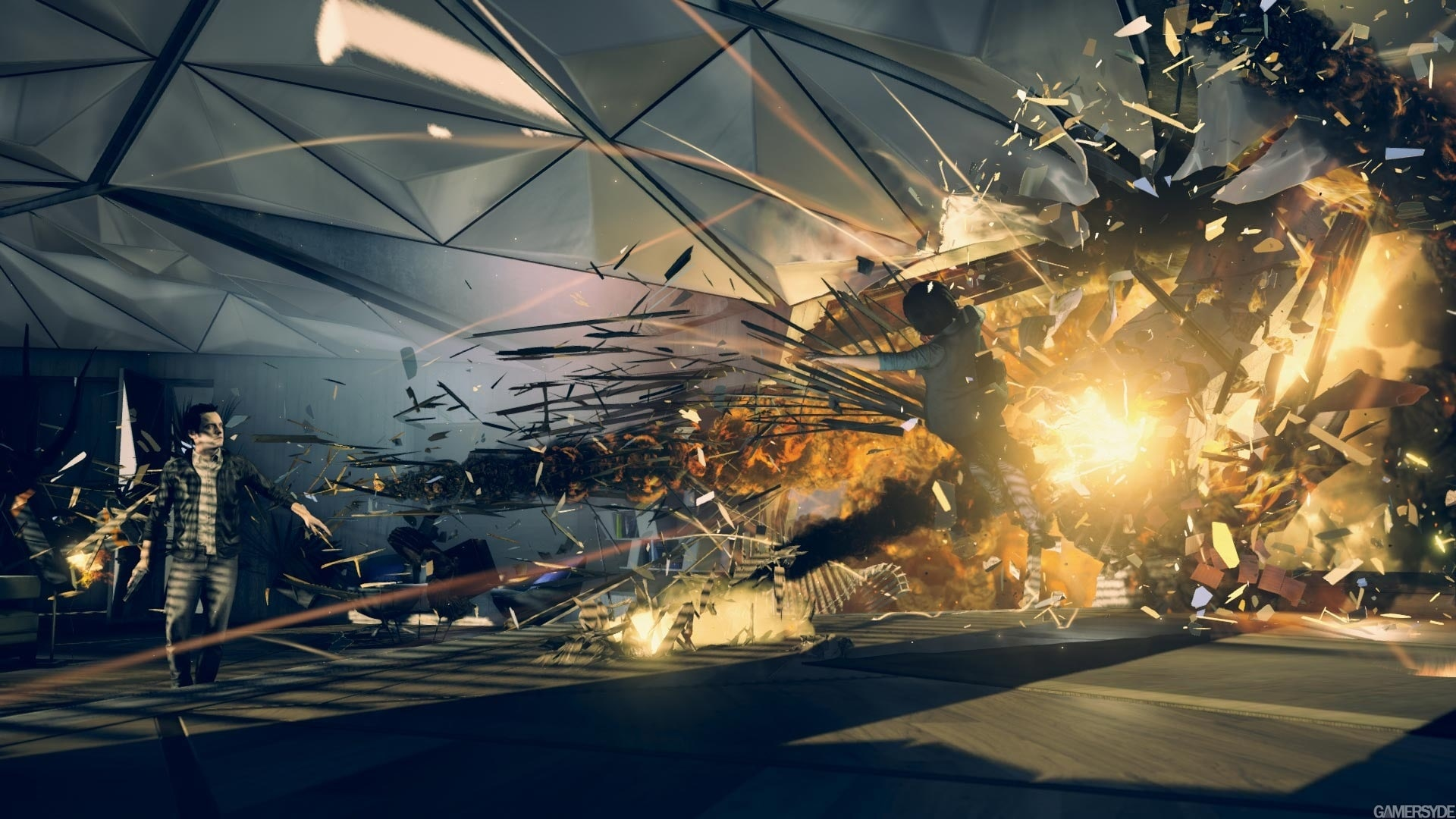 Quantum Break Desktop wallpaper