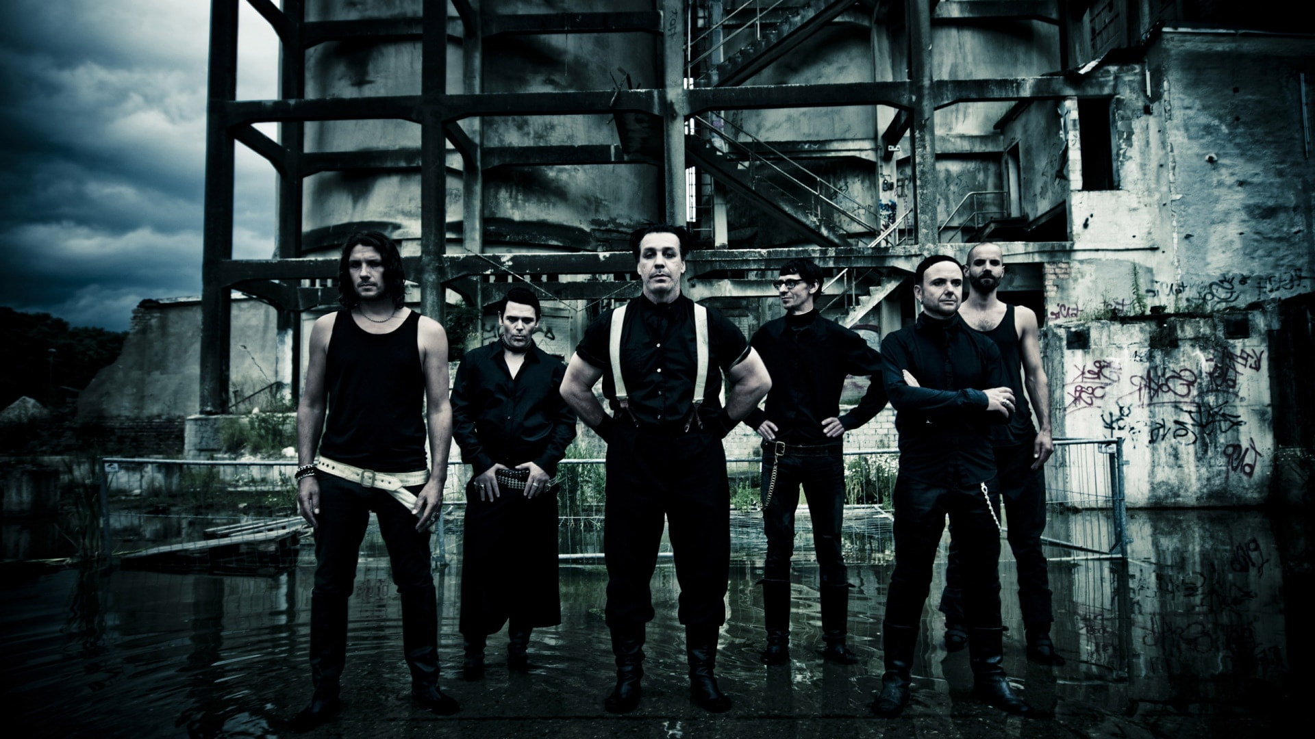 Original resolution: 1680x1050;tags: #rammstein, #group, #apron comments, rammstein, wallpapers, original, language