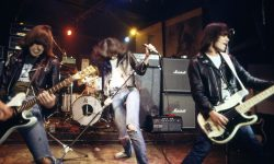 Ramones Widescreen for desktop