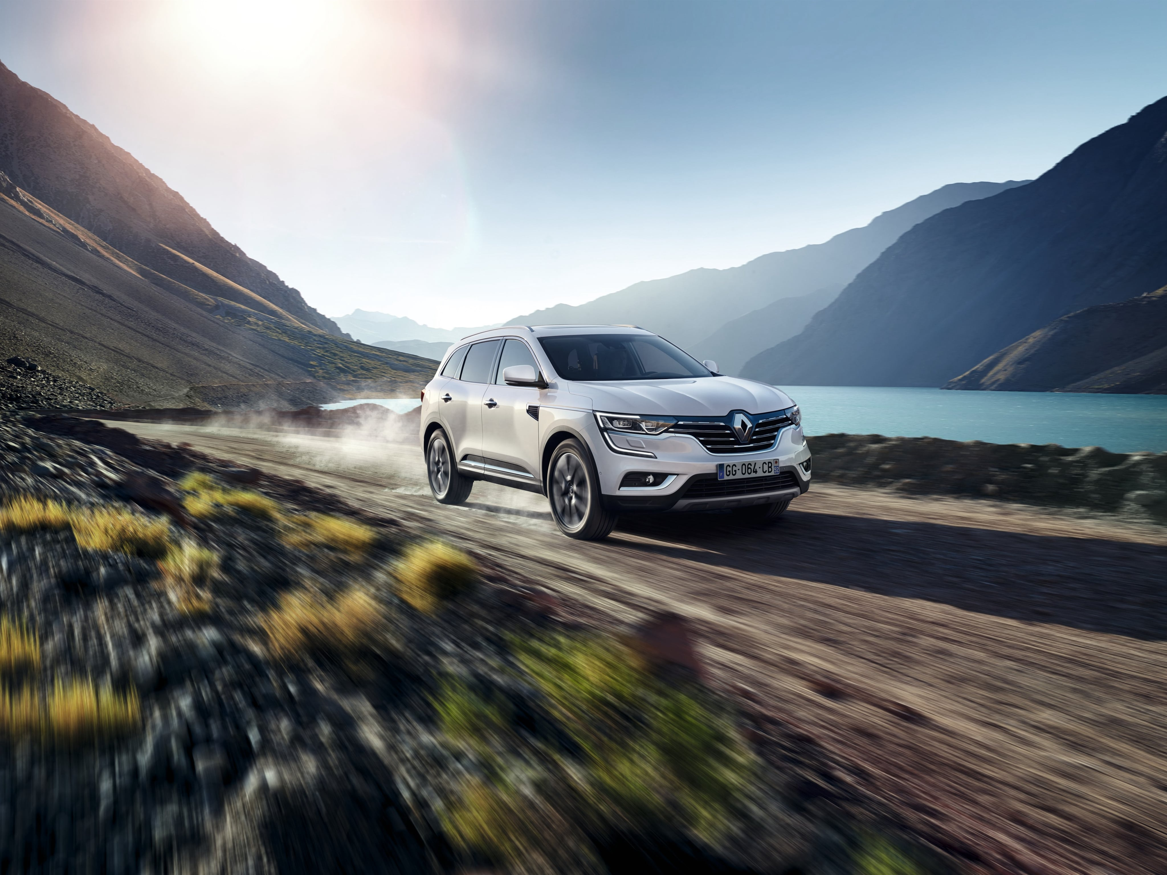 Renault Koleos 2 Desktop wallpaper