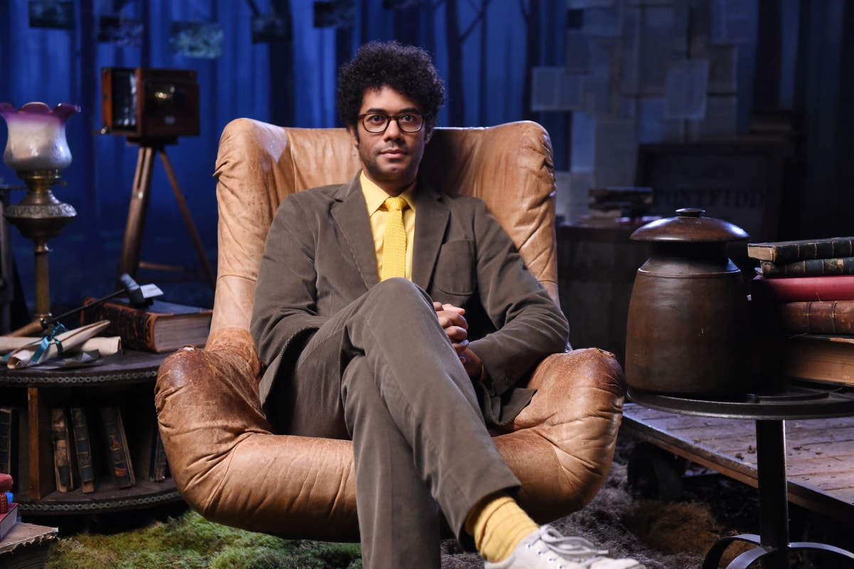Richard Ayoade Desktop wallpaper