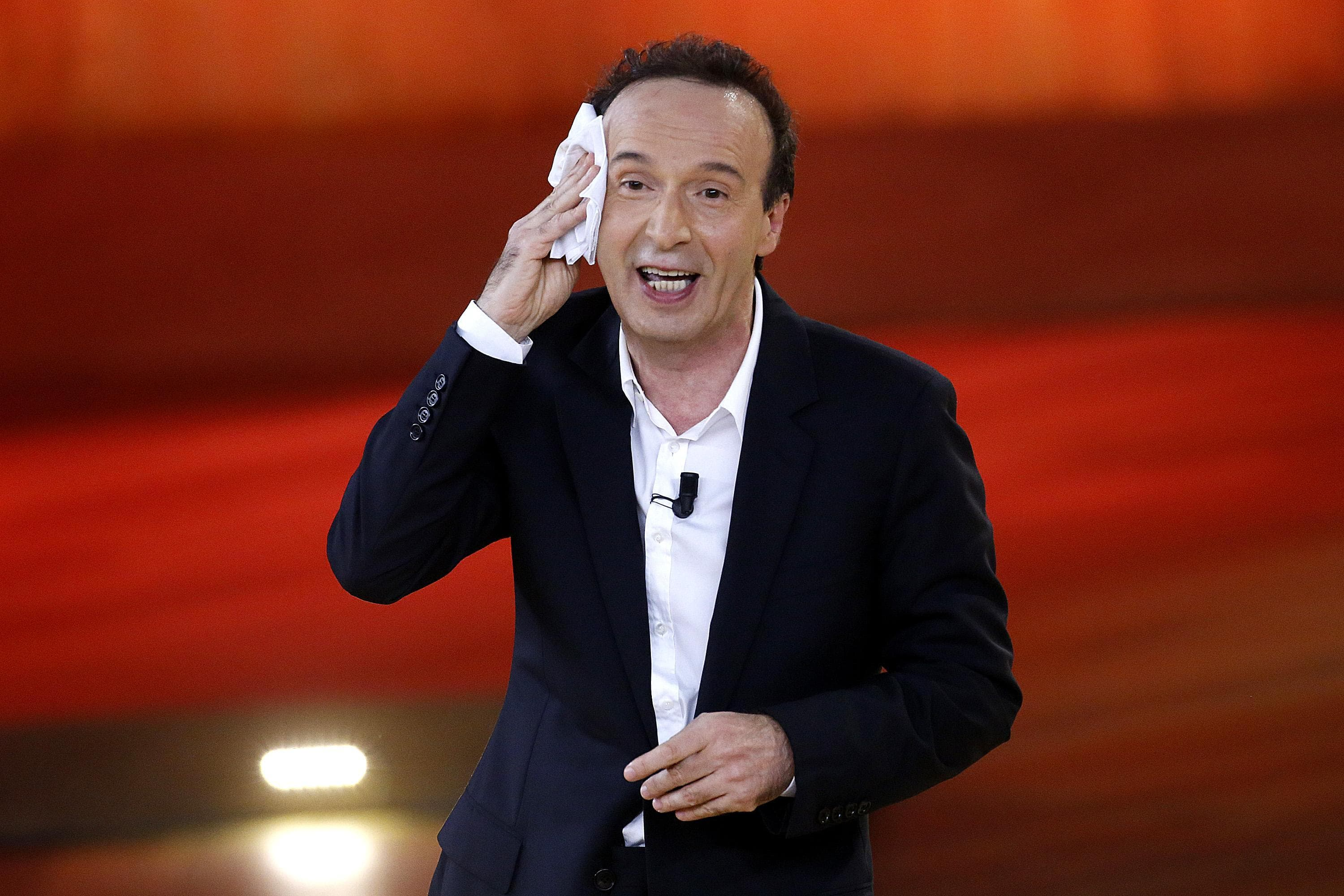 Roberto Benigni Desktop wallpaper