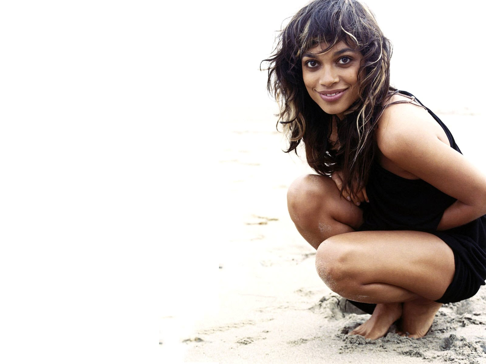 Rosario Dawson Desktop wallpaper