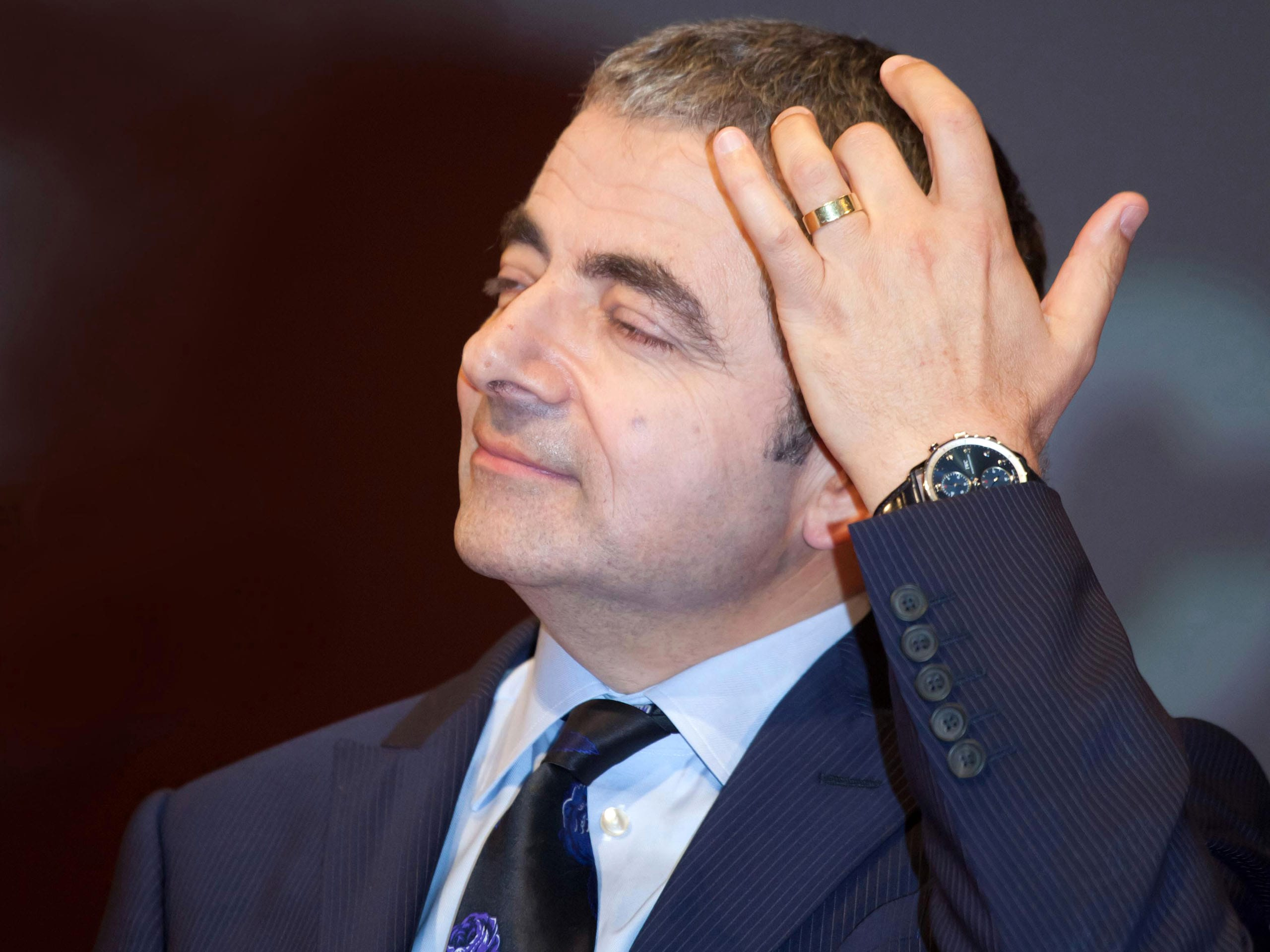 Rowan Atkinson Desktop wallpaper