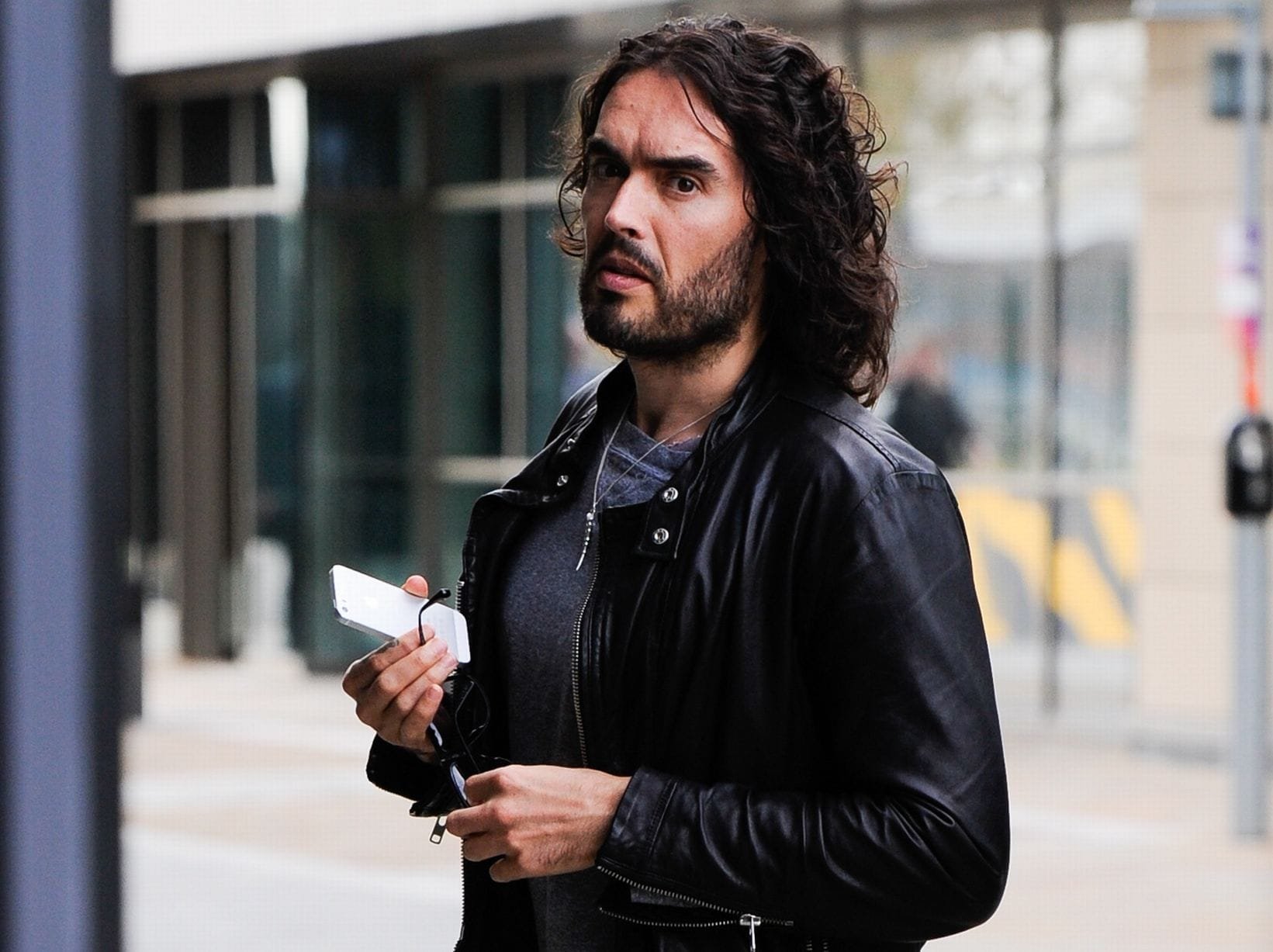 Russell Brand Desktop wallpaper