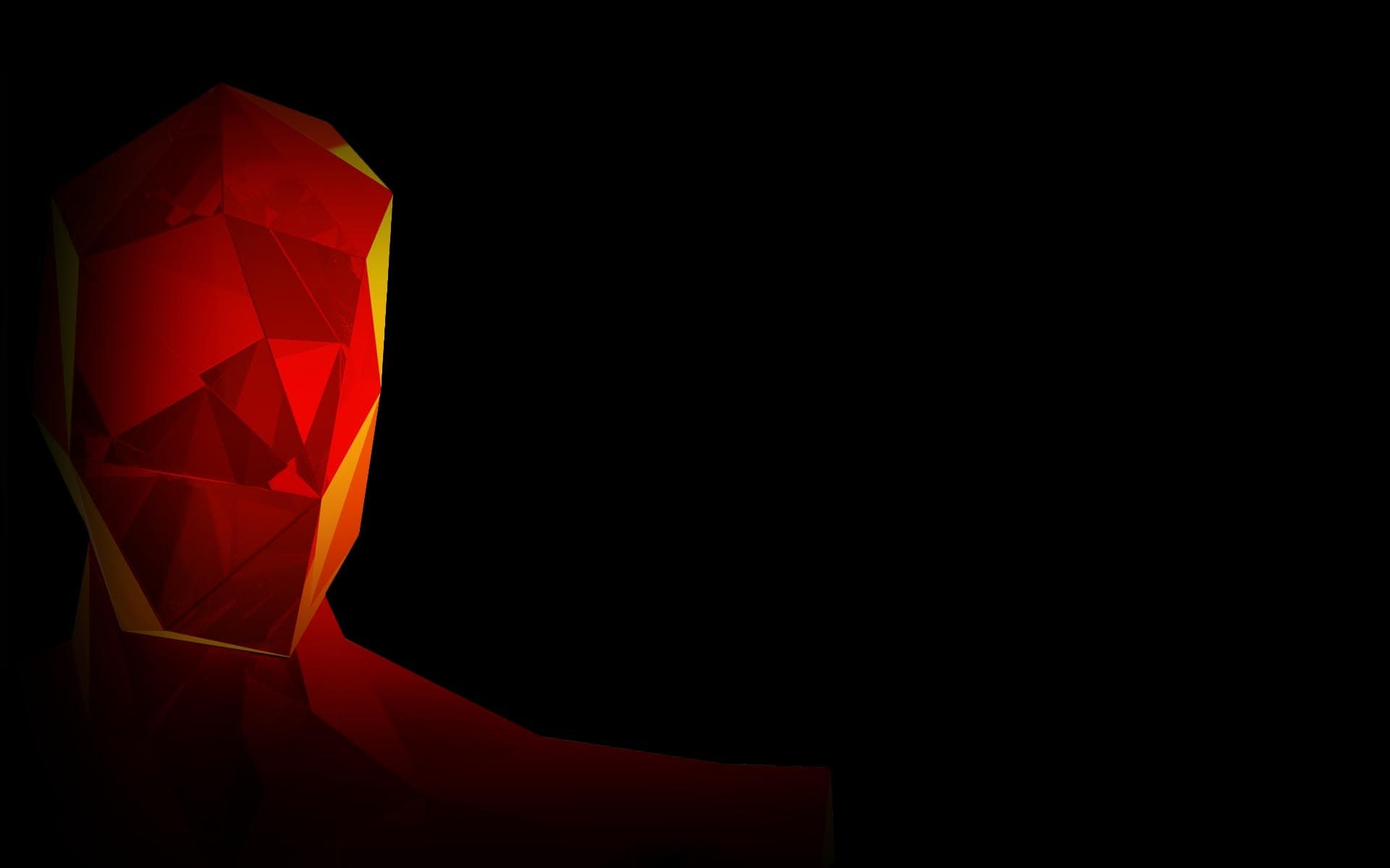 SUPERHOT Desktop wallpaper