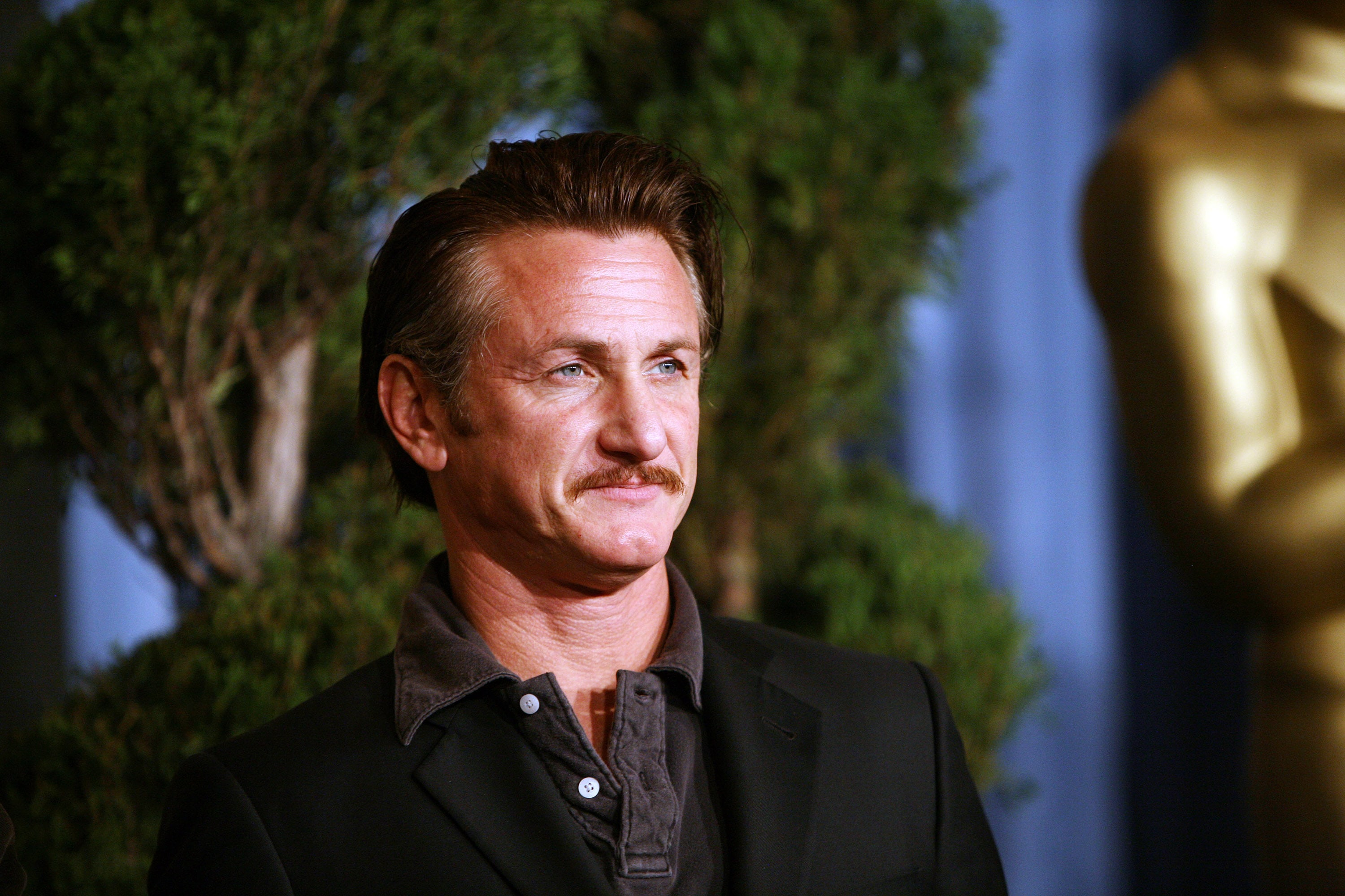 Sean Penn High