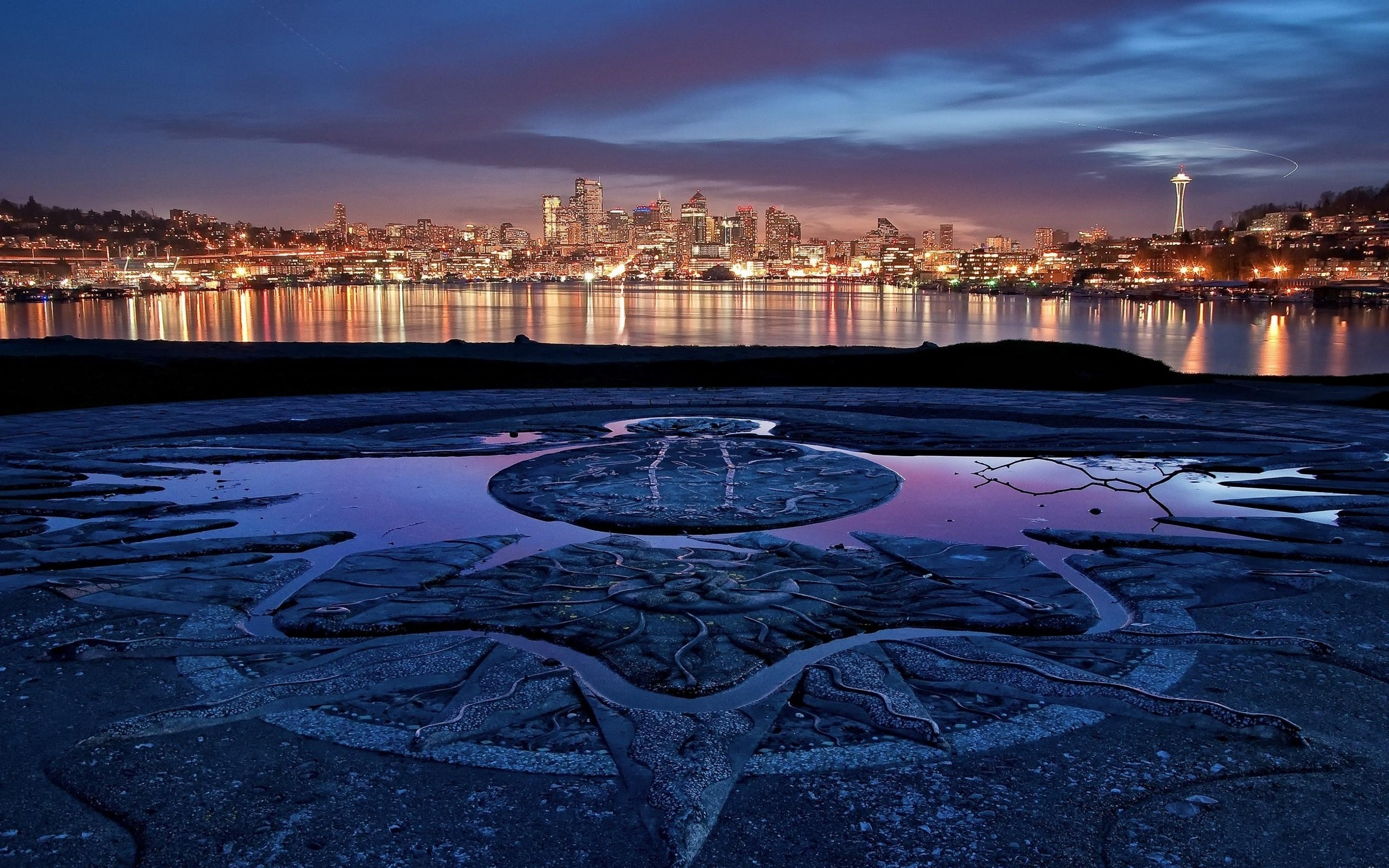 Seattle Desktop wallpaper