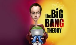 Sheldon Cooper Desktop wallpaper
