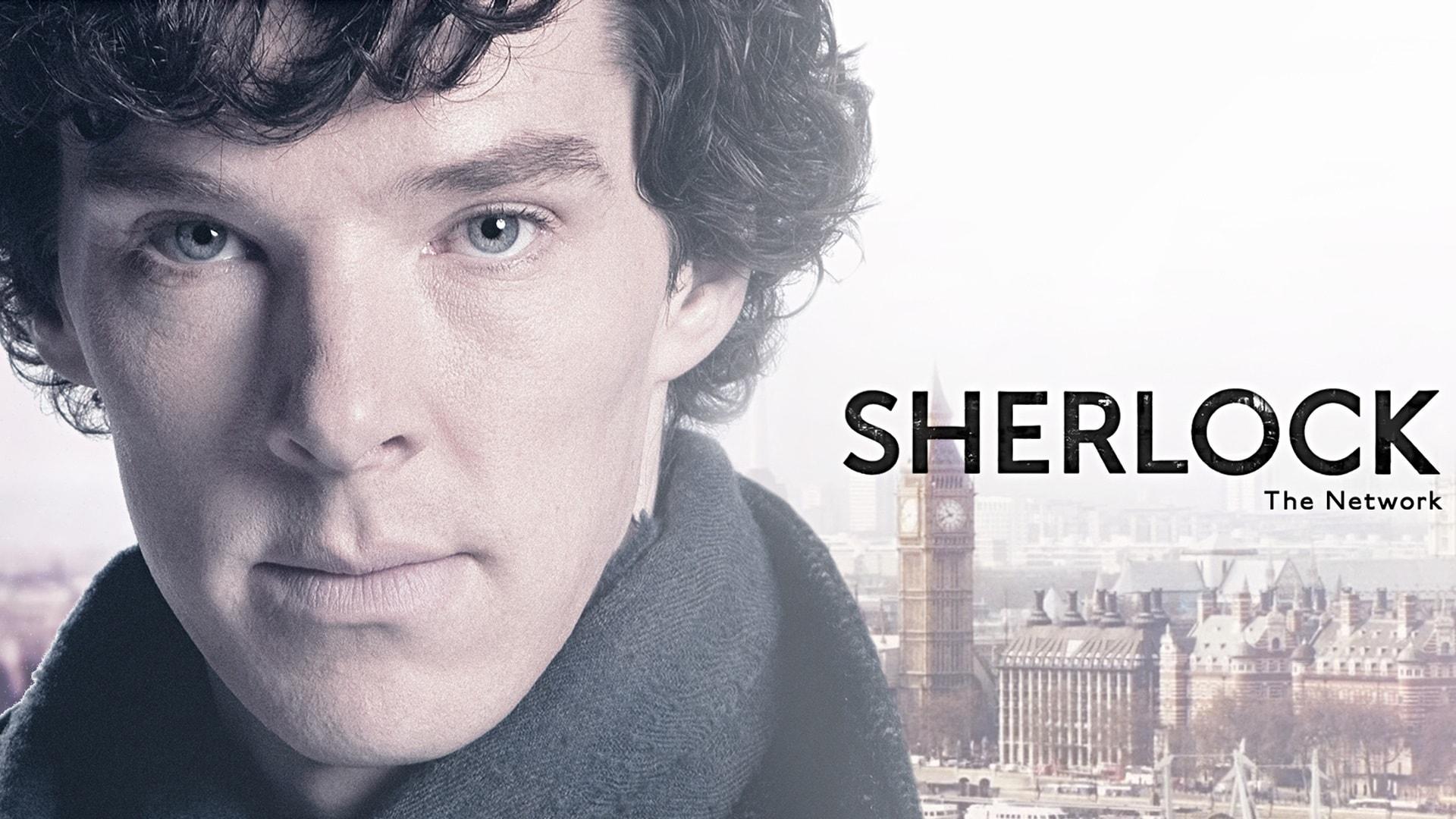 Sherlock Desktop wallpaper
