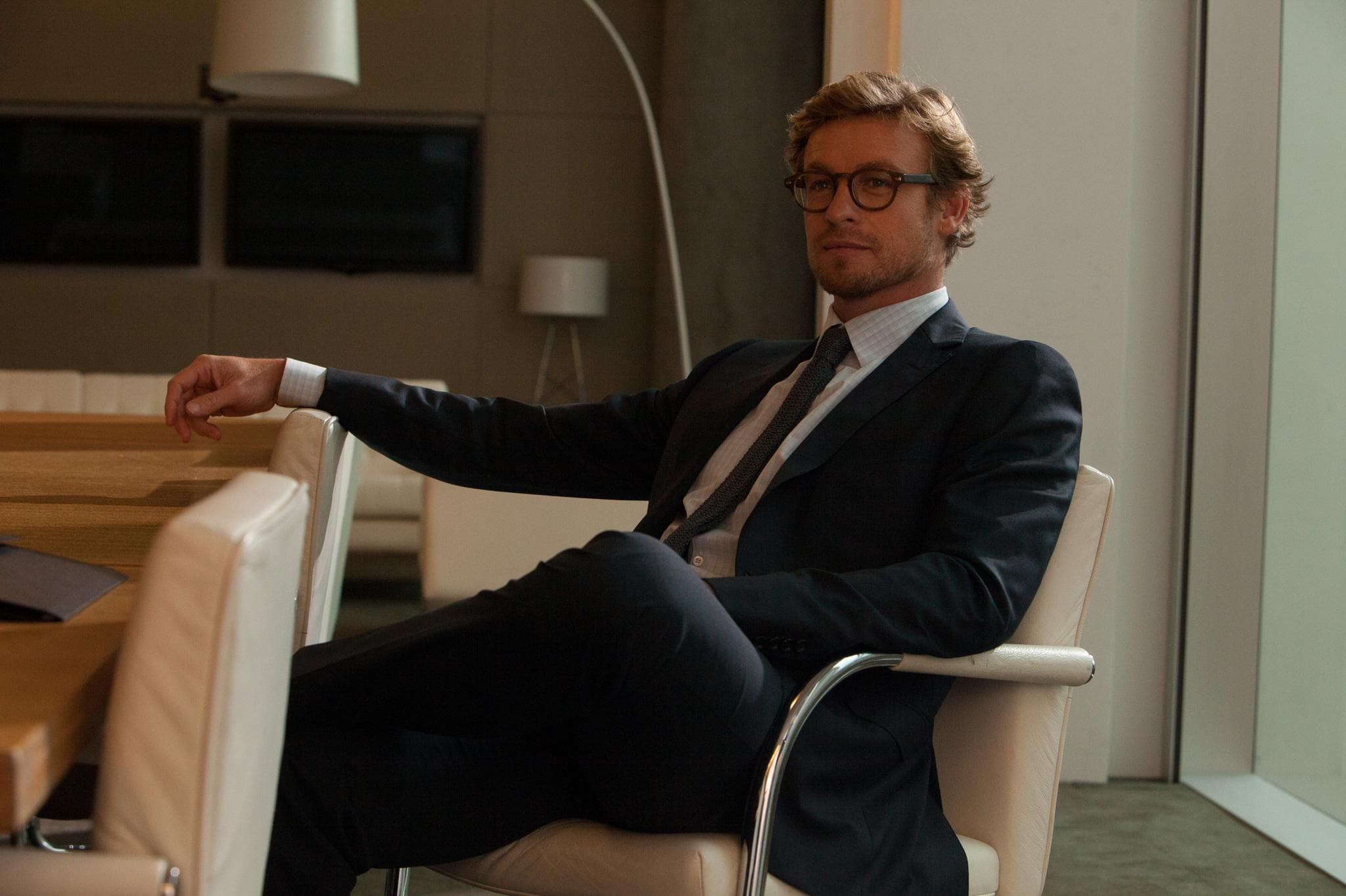 Simon Baker Desktop wallpaper