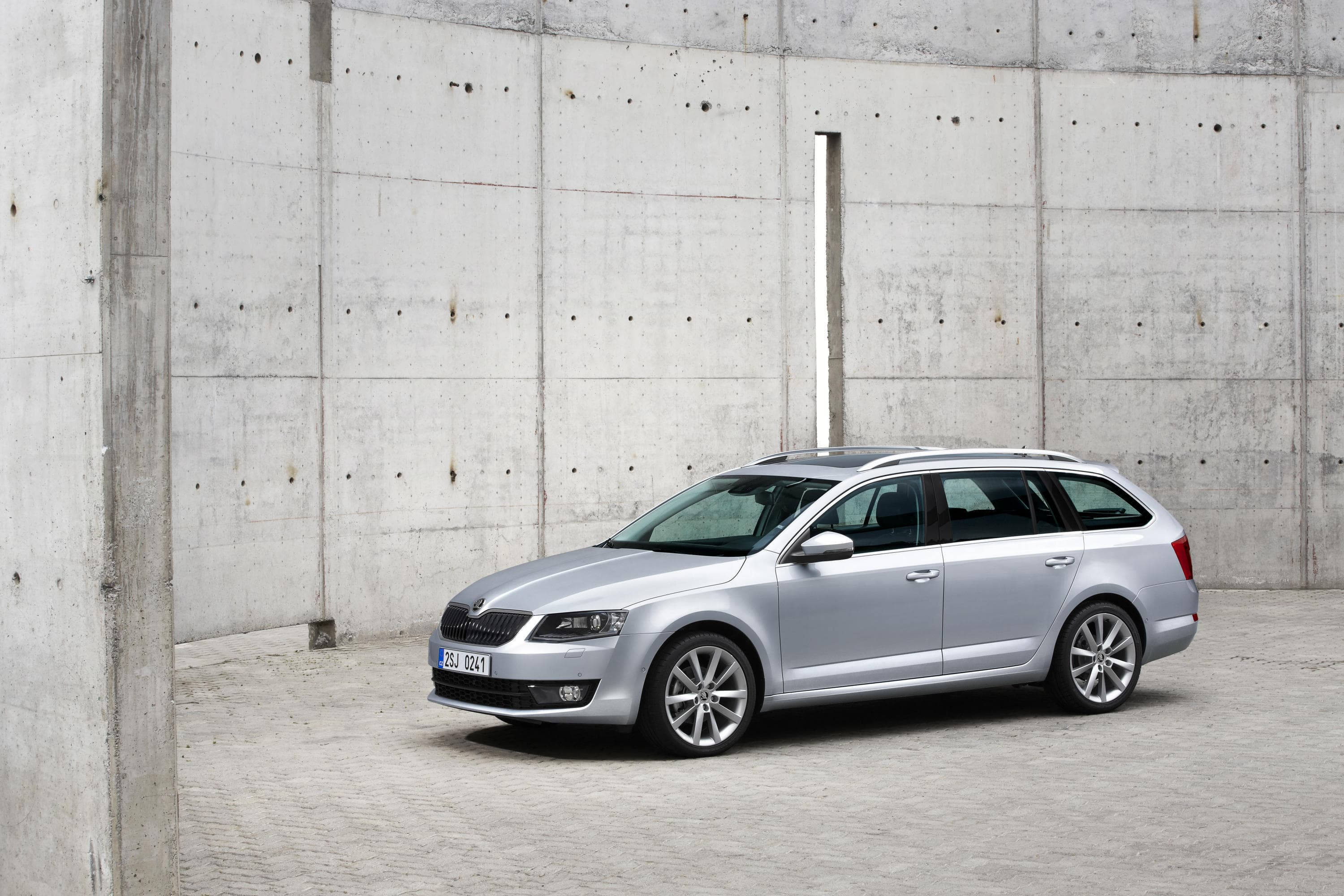 Skoda Octavia A7 Desktop wallpaper