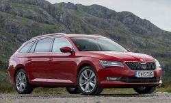 Skoda Superb Combi 3 Desktop wallpaper