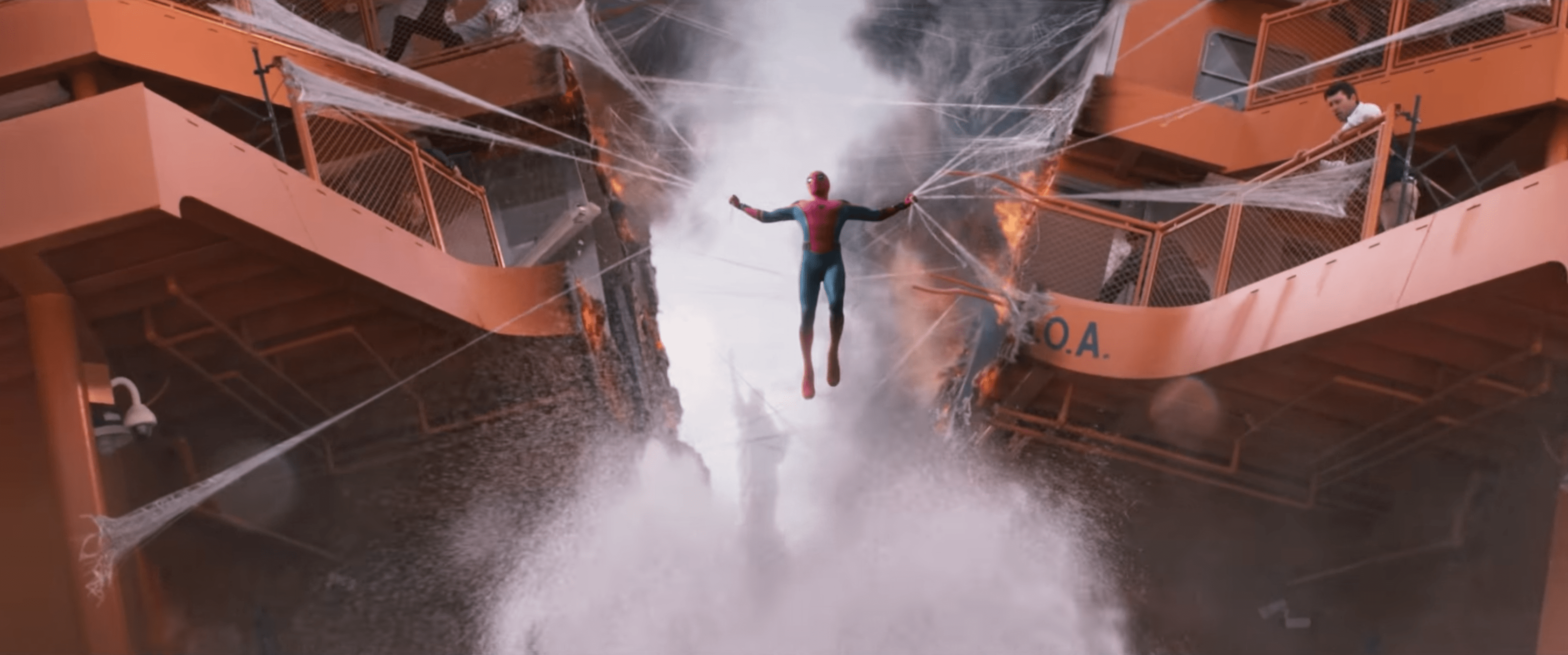 Spider-Man: Homecoming Widescreen