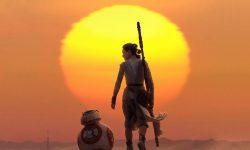 Star Wars Episode VII: The Force Awakens Desktop wallpaper