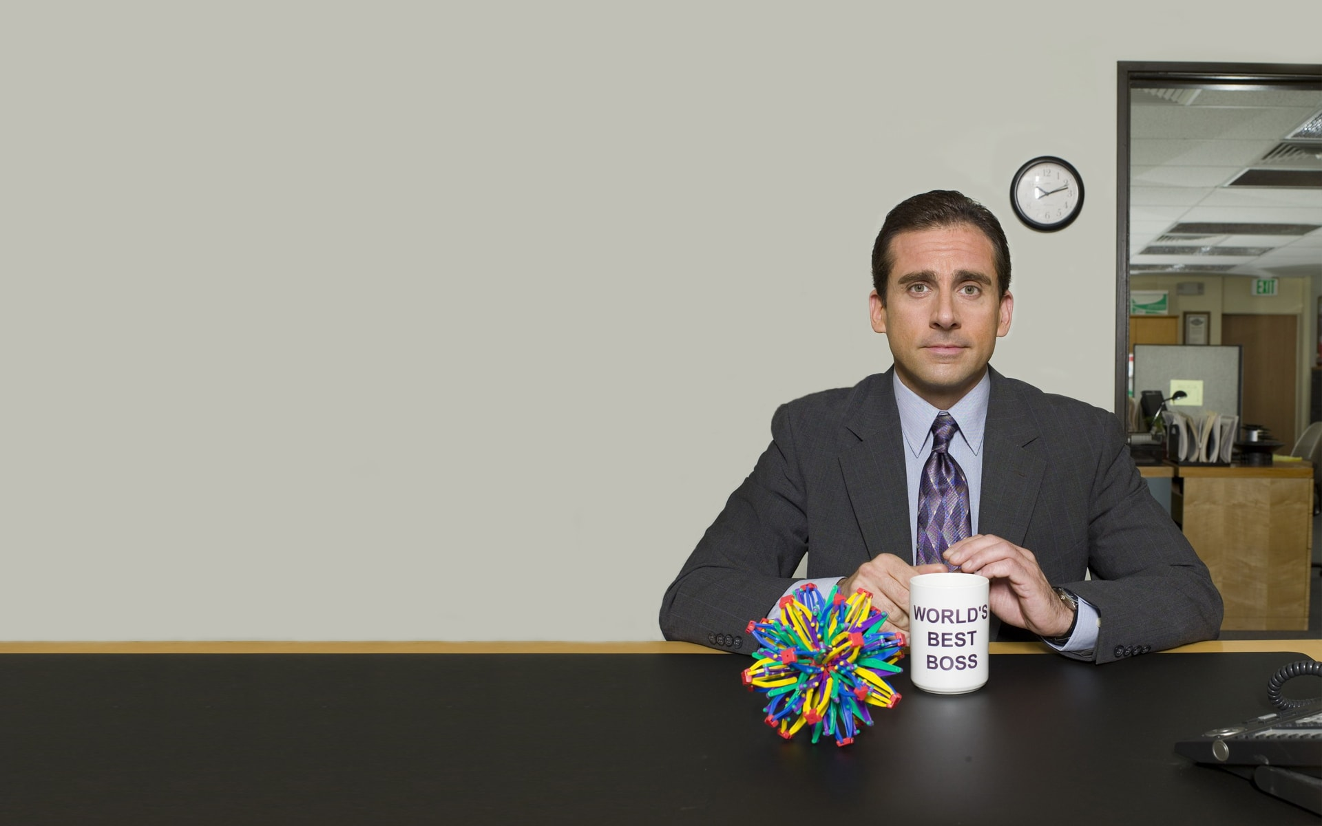 Steve Carell Desktop wallpaper