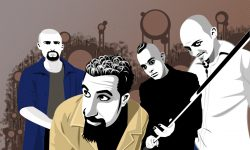 System of a Down Desktop wallpaper
