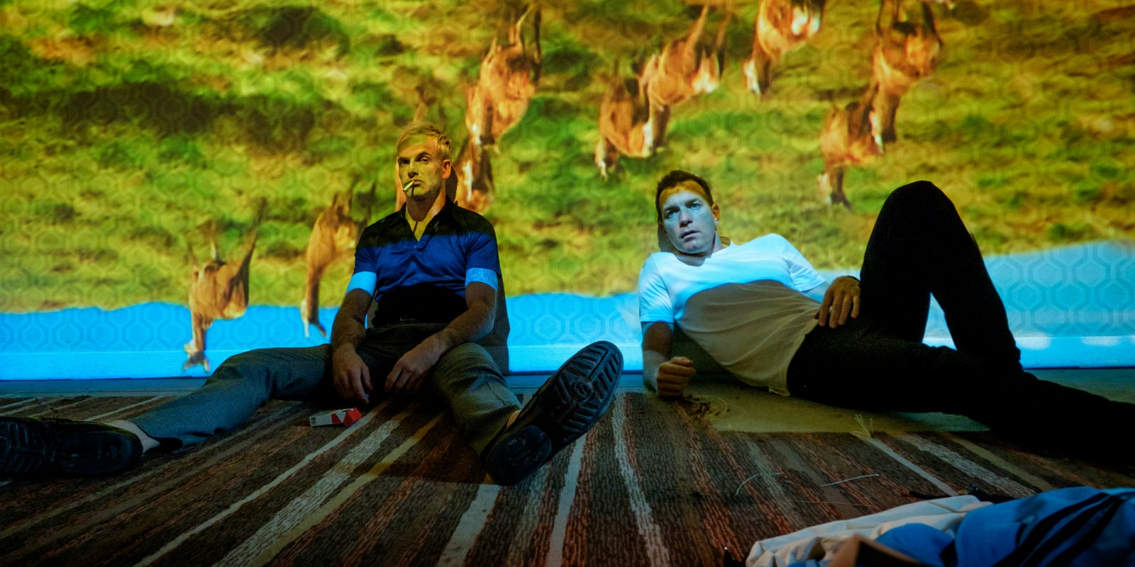 T2: Trainspotting 2 Desktop wallpaper