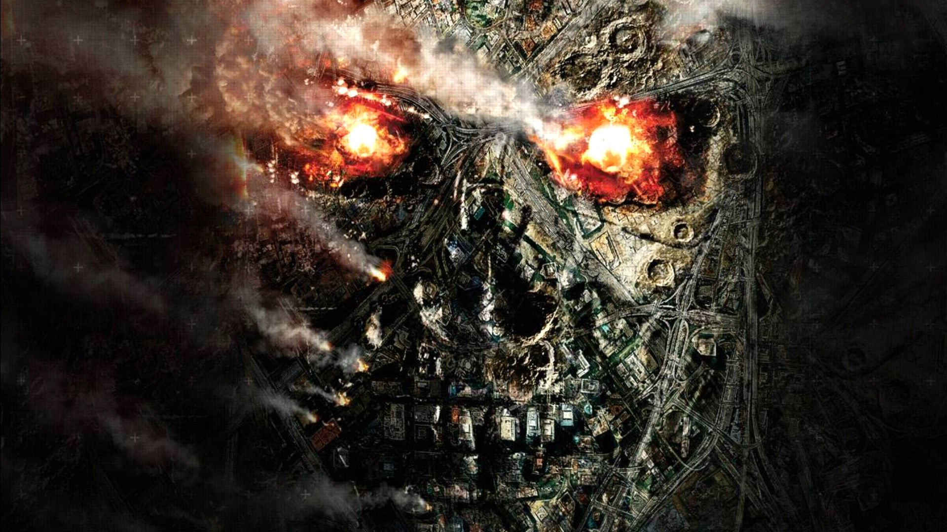 Terminator: Genisys desktop wallpaper