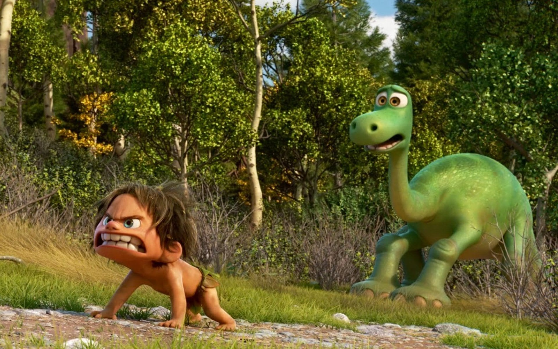 The Good Dinosaur Widescreen for desktop