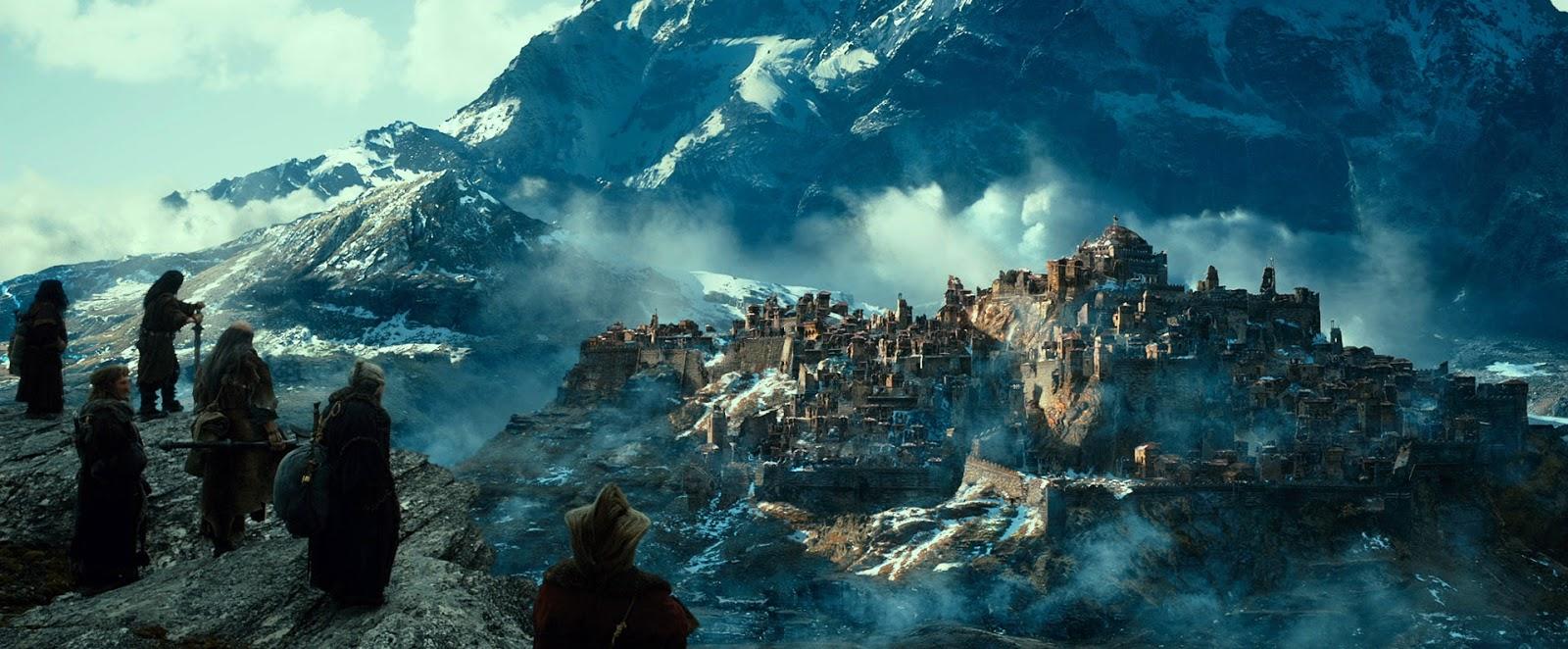 The Hobbit: The Battle Of The Five Armies desktop wallpaper