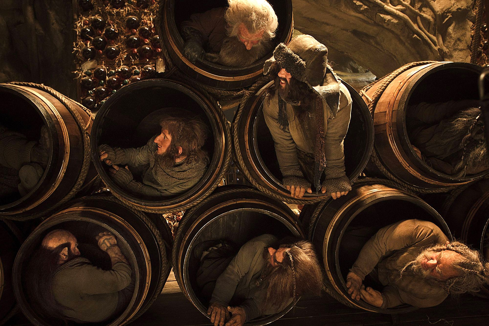 The Hobbit: The Desolation Of Smaug desktop wallpaper