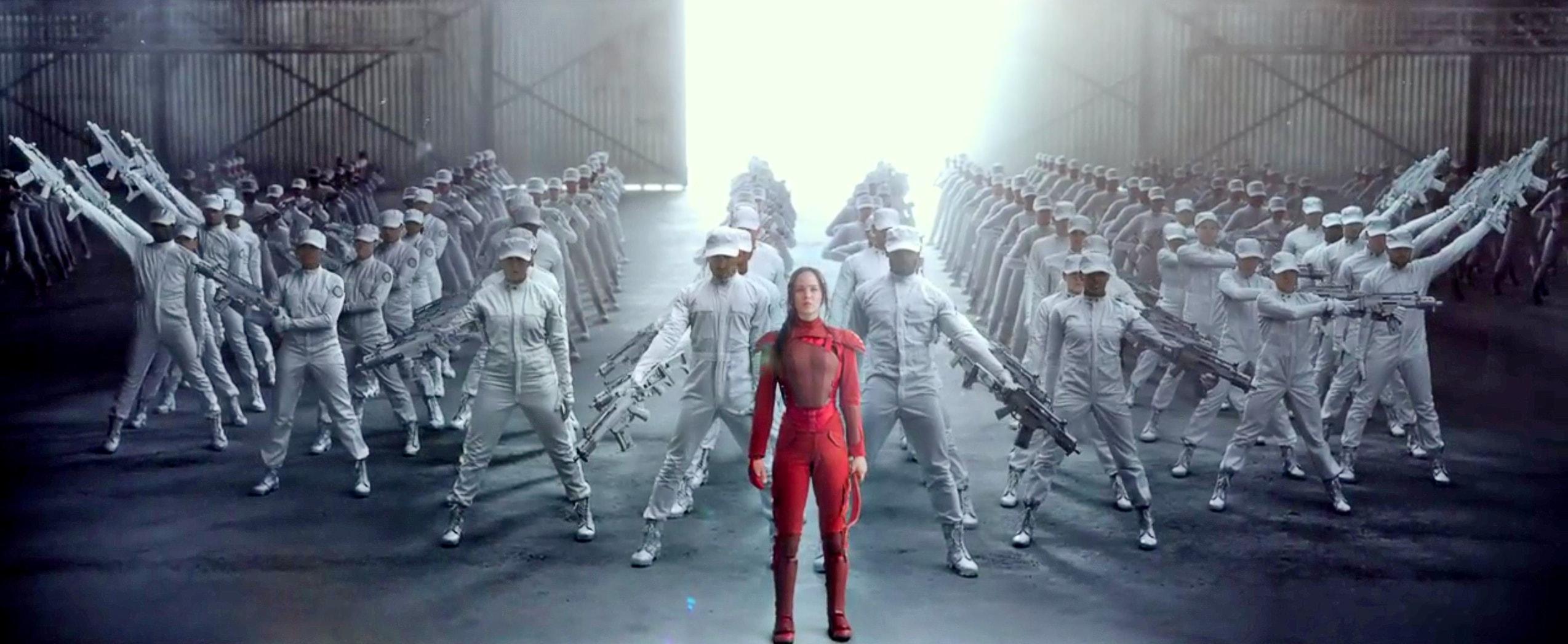 The Hunger Games: Mockingjay - Part 2 Desktop wallpaper