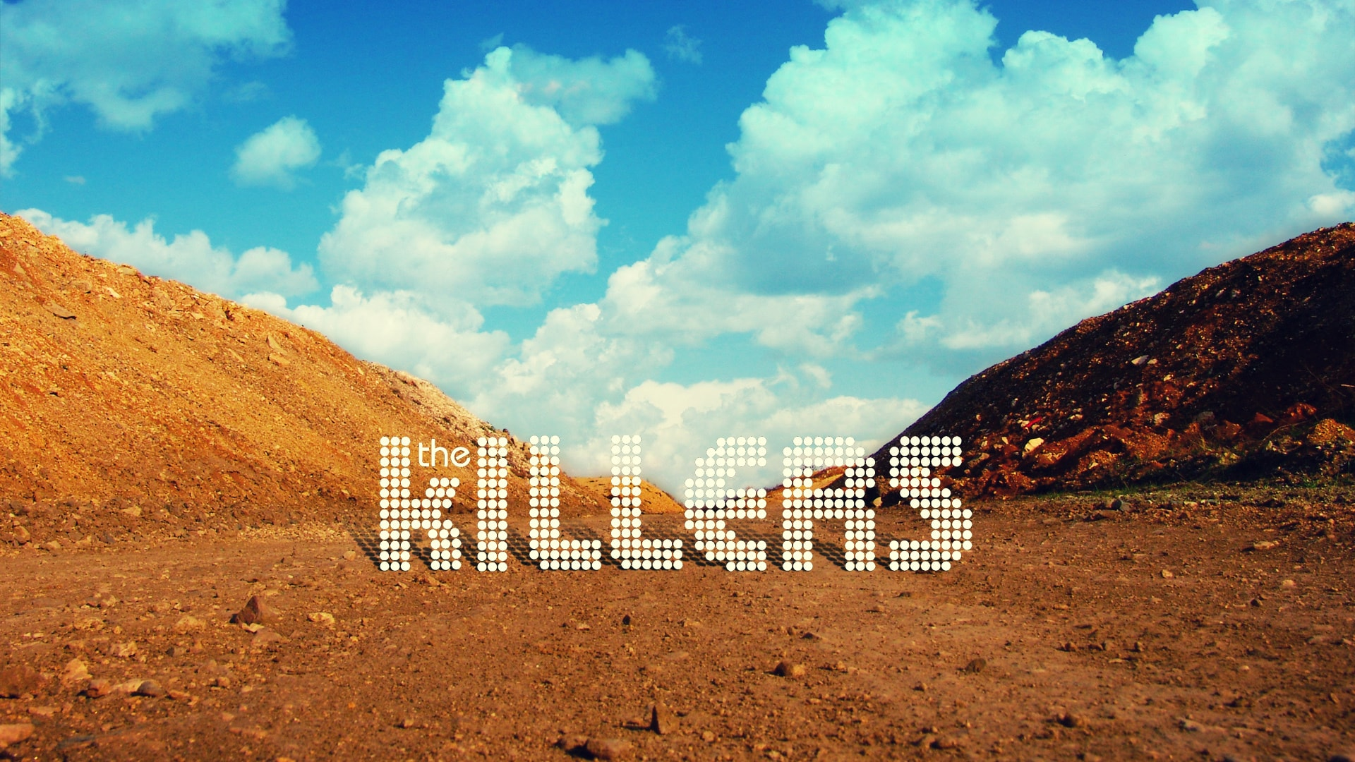 The Killers Desktop wallpaper