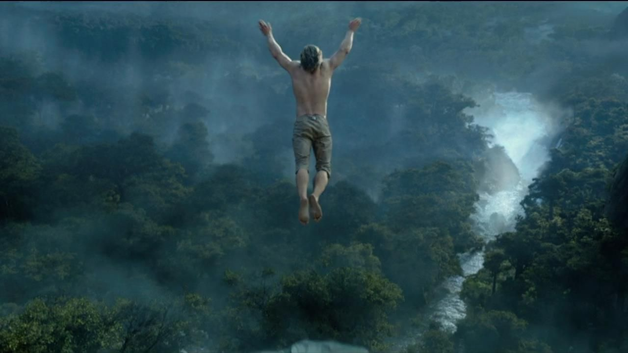 The Legend of Tarzan desktop wallpaper
