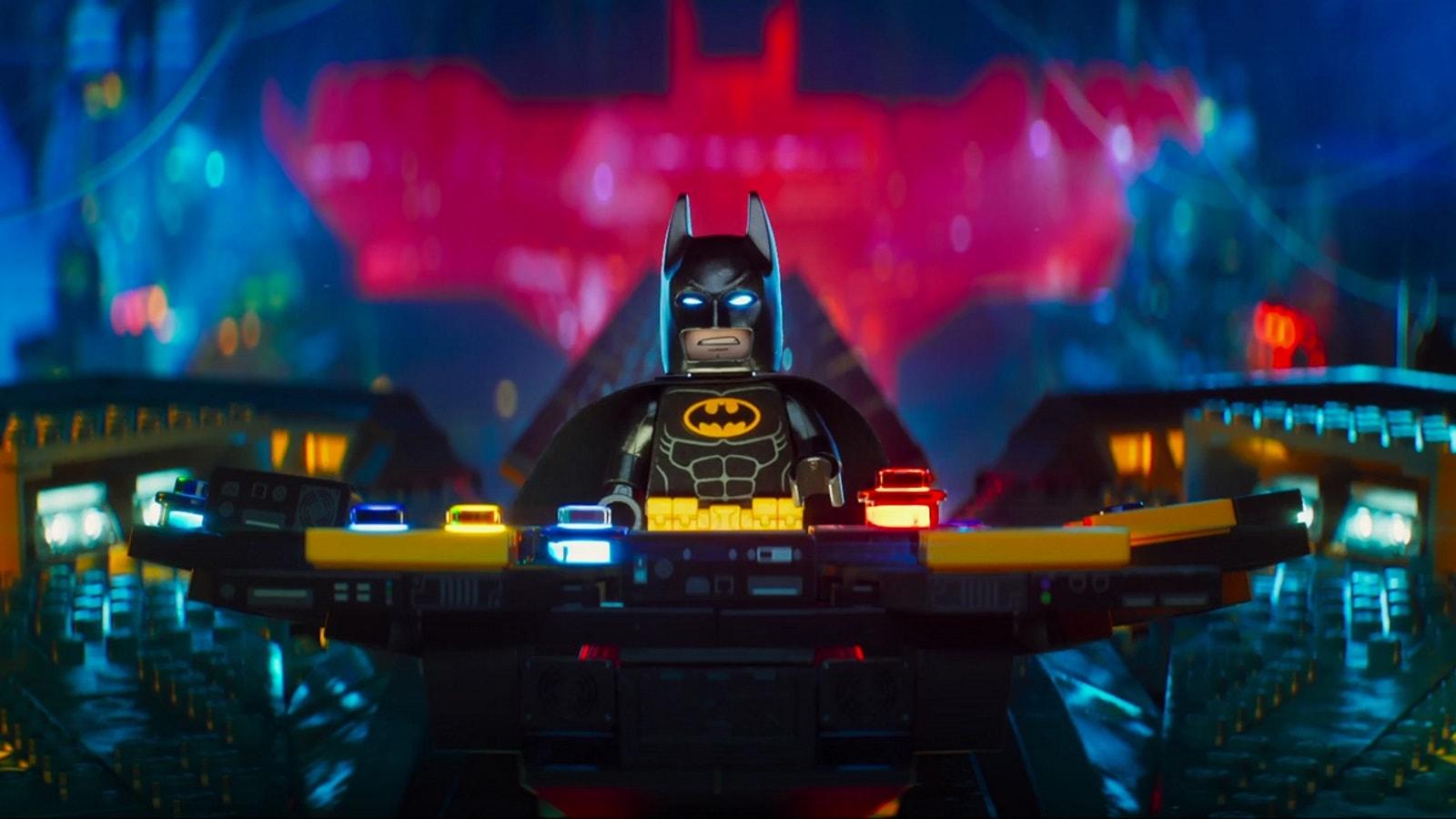 The Lego Batman Movie Desktop wallpaper
