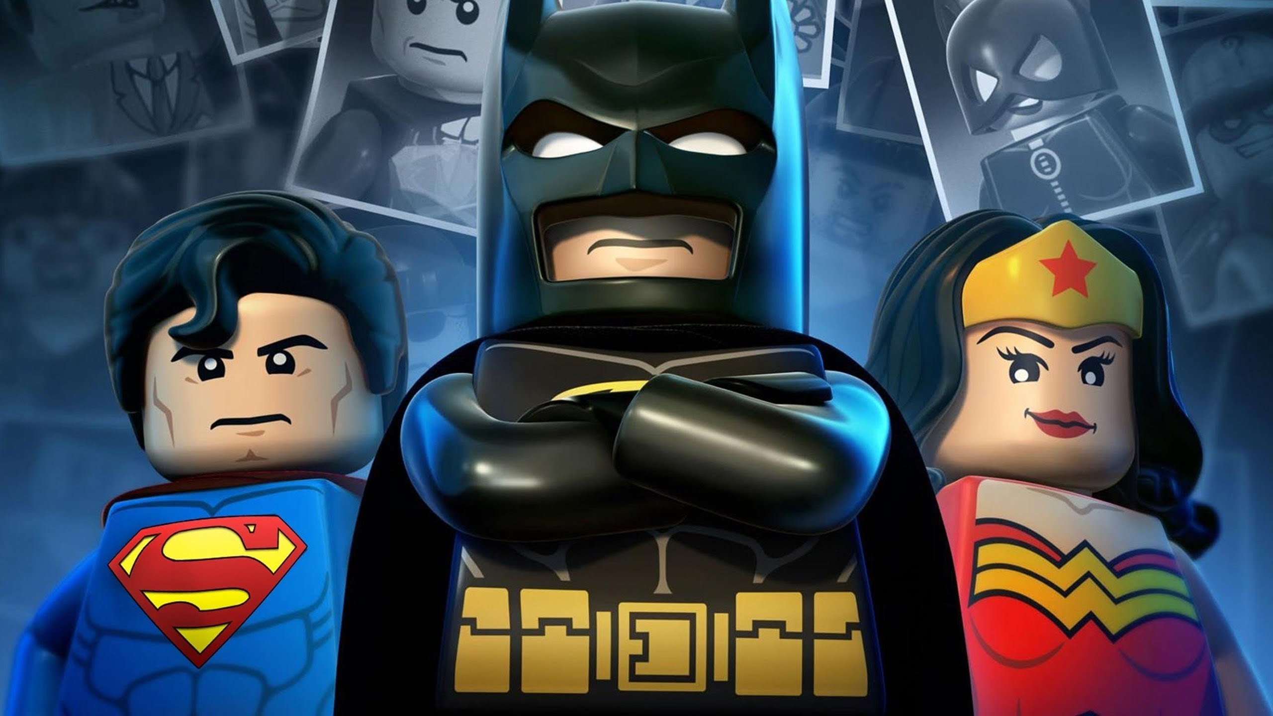 The Lego Movie Desktop wallpaper